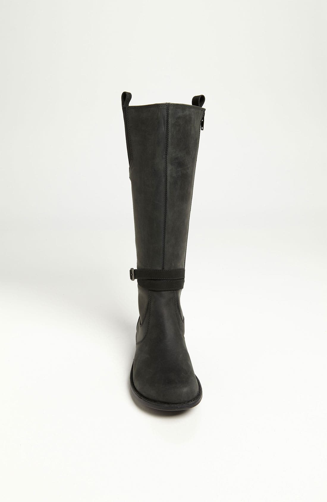 'Captiva Strap' Waterproof Boot,                             Alternate thumbnail 4, color,                             001