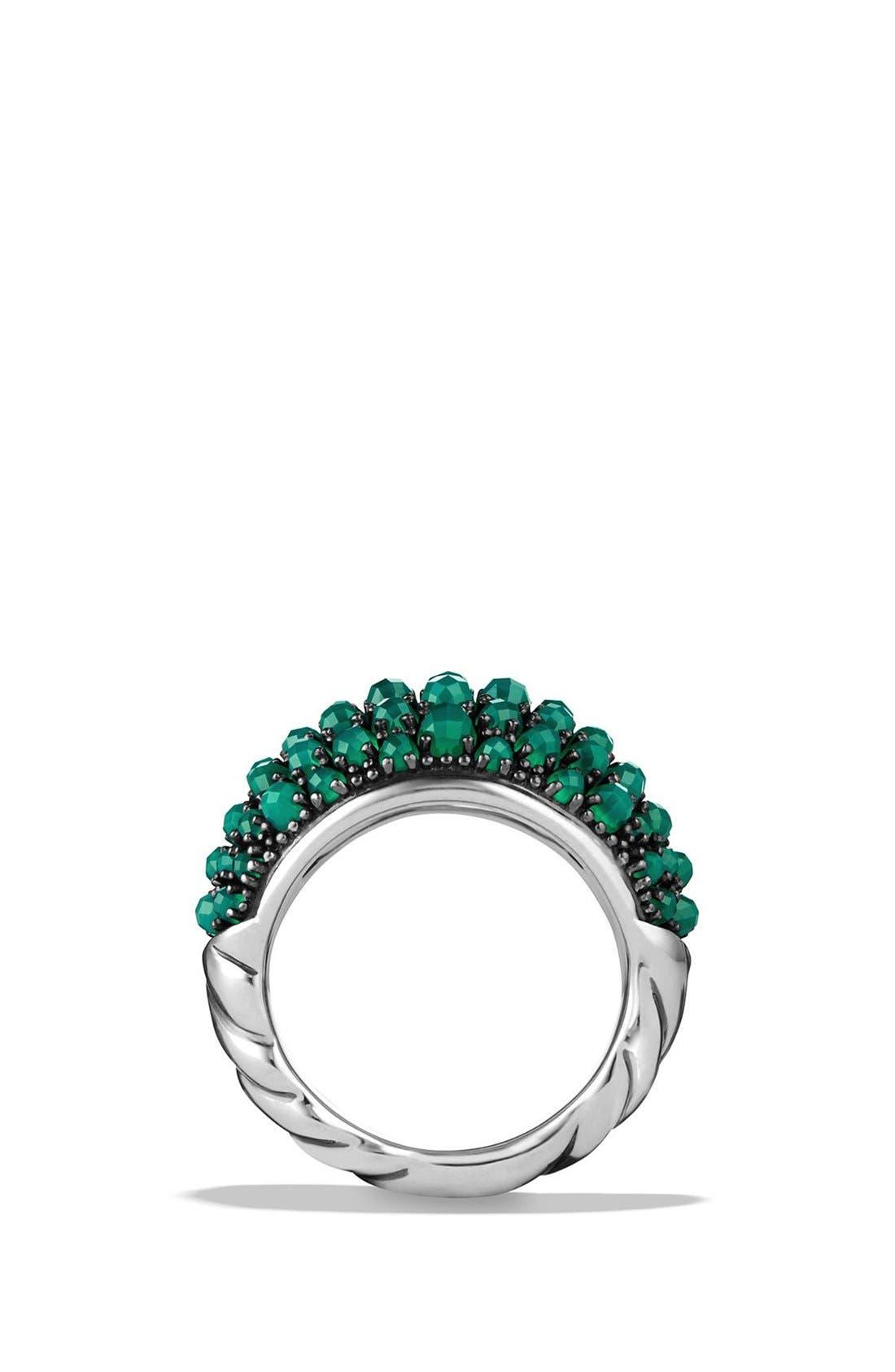 DAVID YURMAN,                             Cable Berries Dome Ring,                             Alternate thumbnail 2, color,                             300