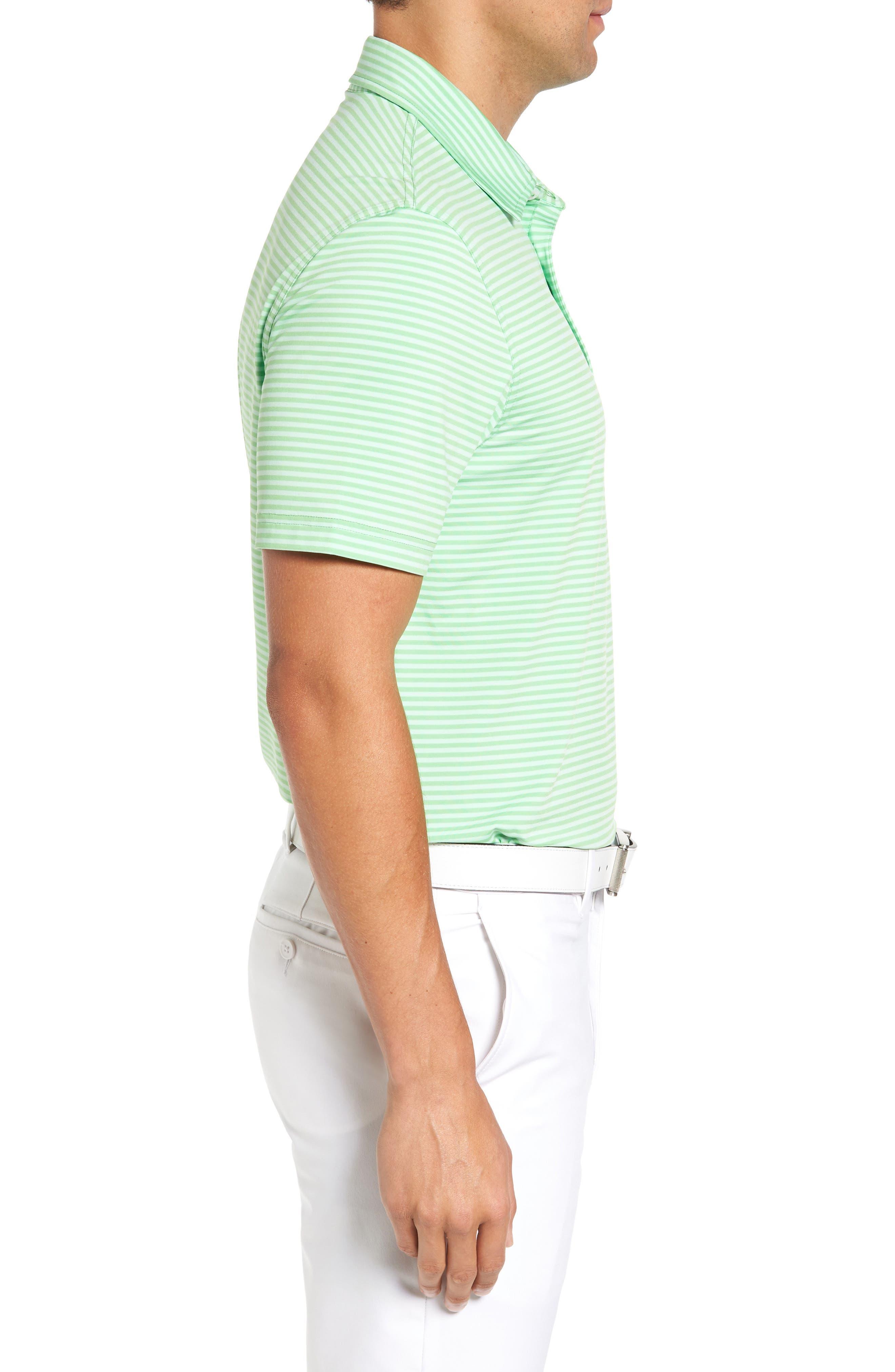 Kennedy Stripe Golf Polo,                             Alternate thumbnail 46, color,