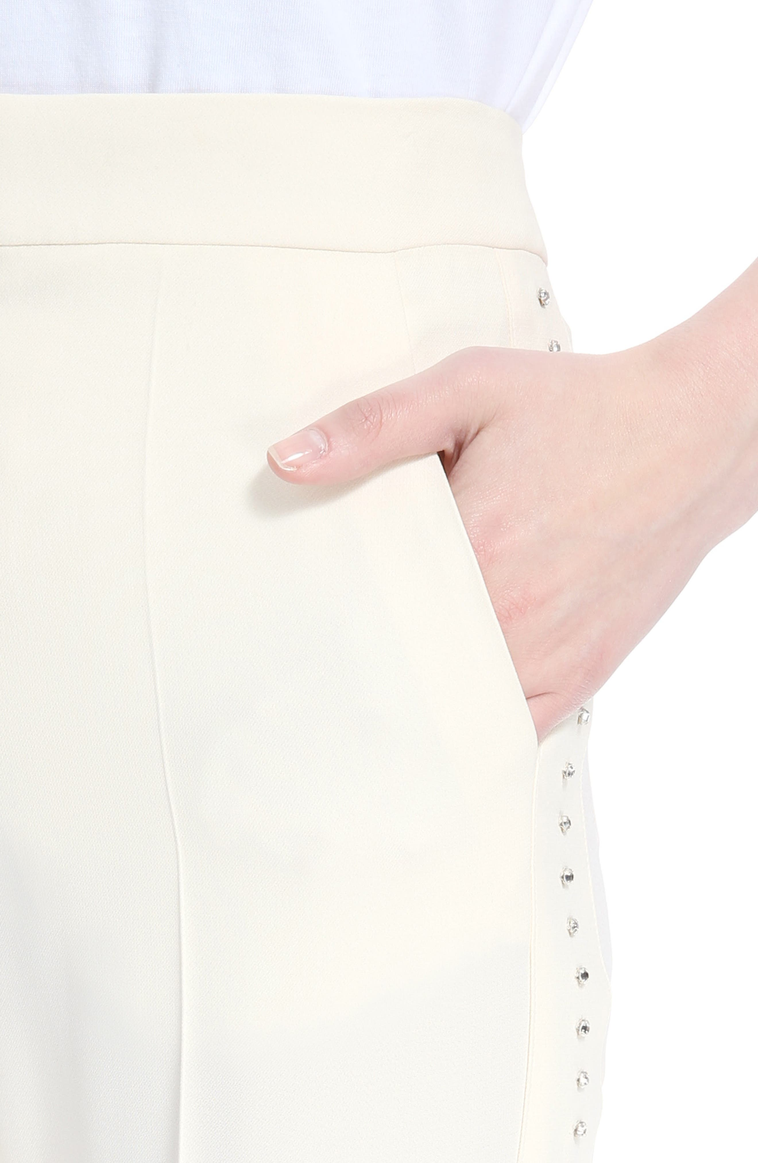Cady Straight Leg Pants,                             Alternate thumbnail 4, color,                             680