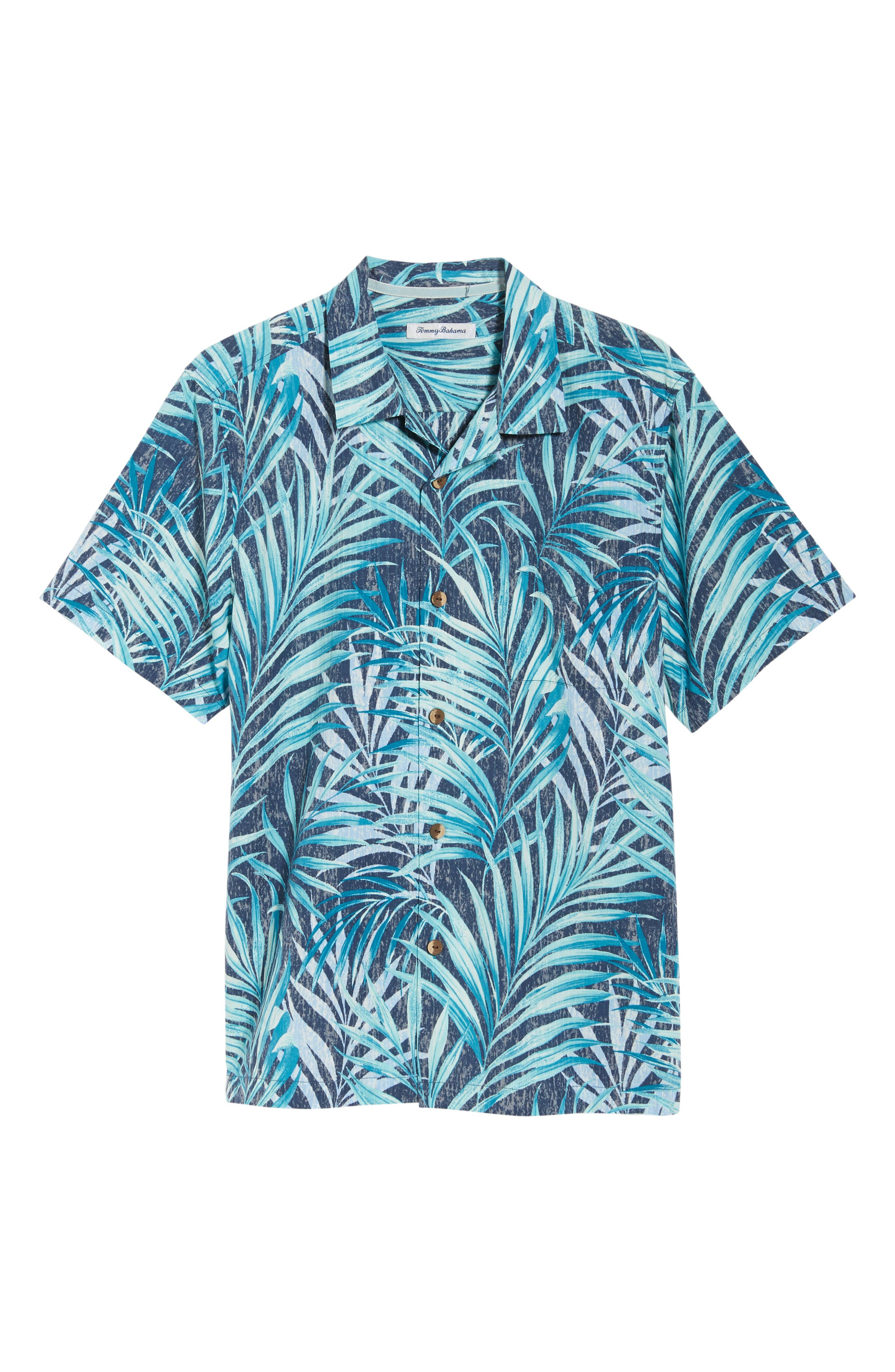 Teatro Palms Sport Shirt,                             Alternate thumbnail 6, color,                             SHIPWRECK