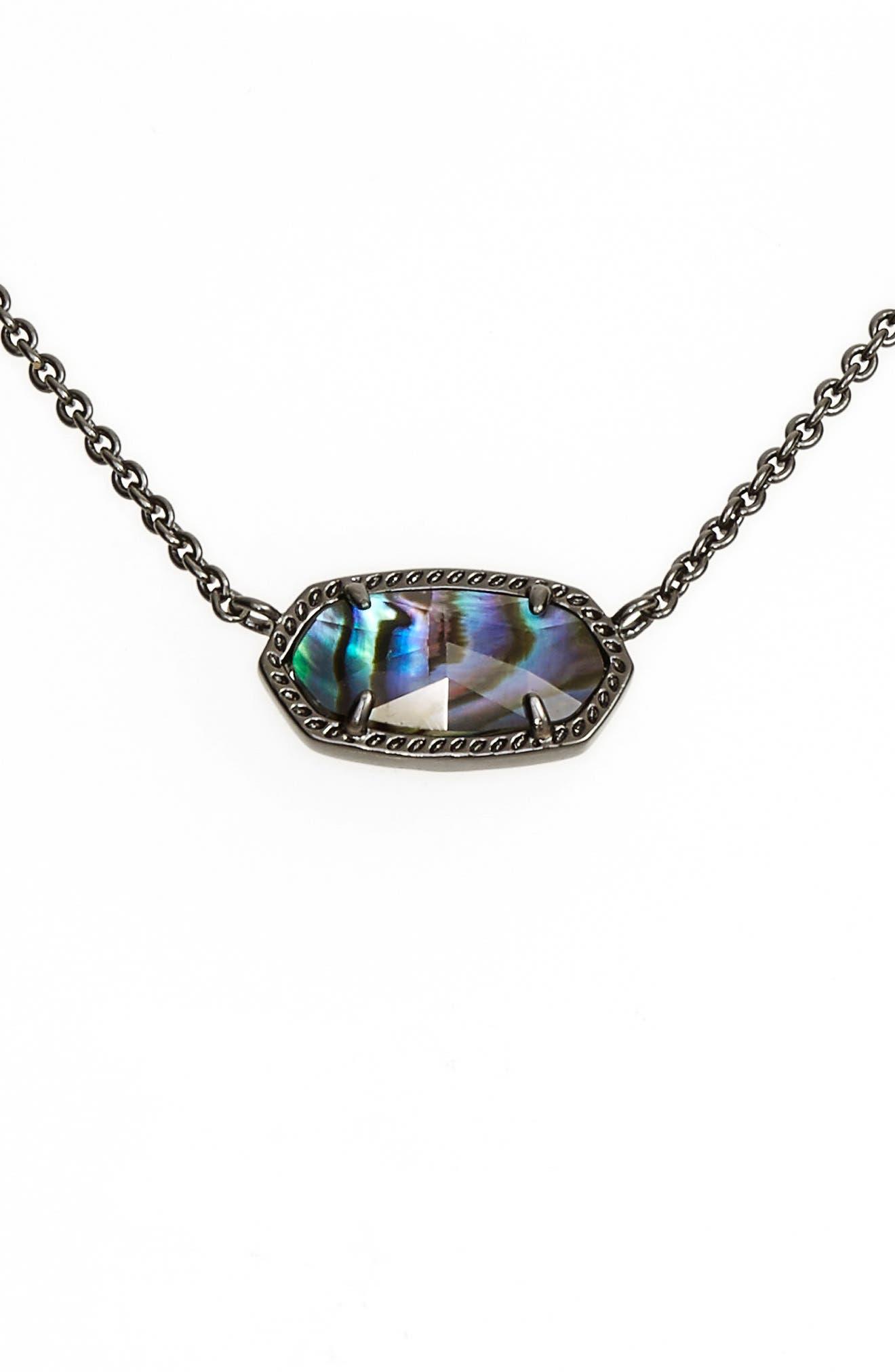 'Elisa' Pendant Necklace,                             Alternate thumbnail 105, color,