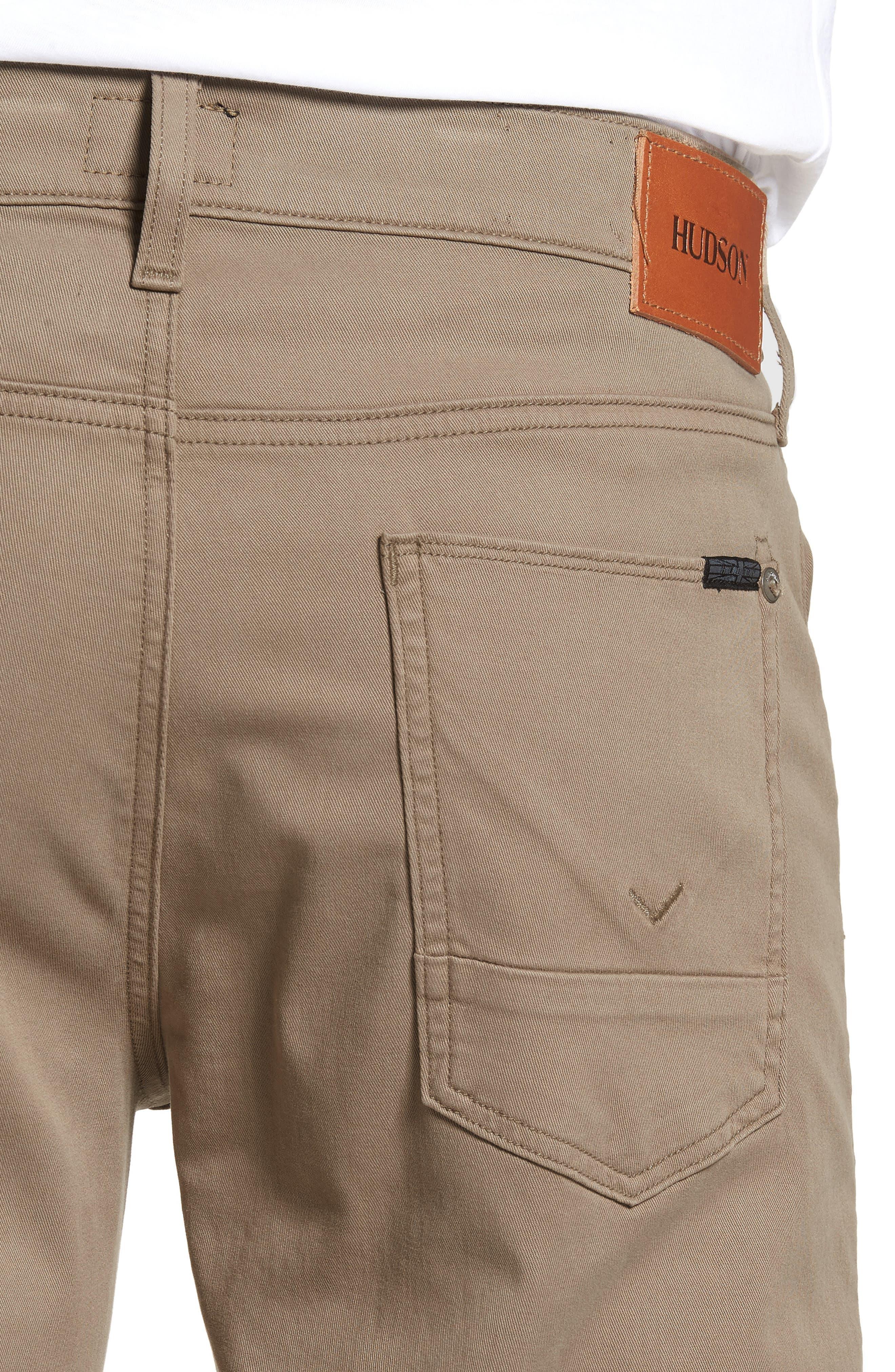 Byron Slim Straight Leg Pants,                             Alternate thumbnail 4, color,                             250