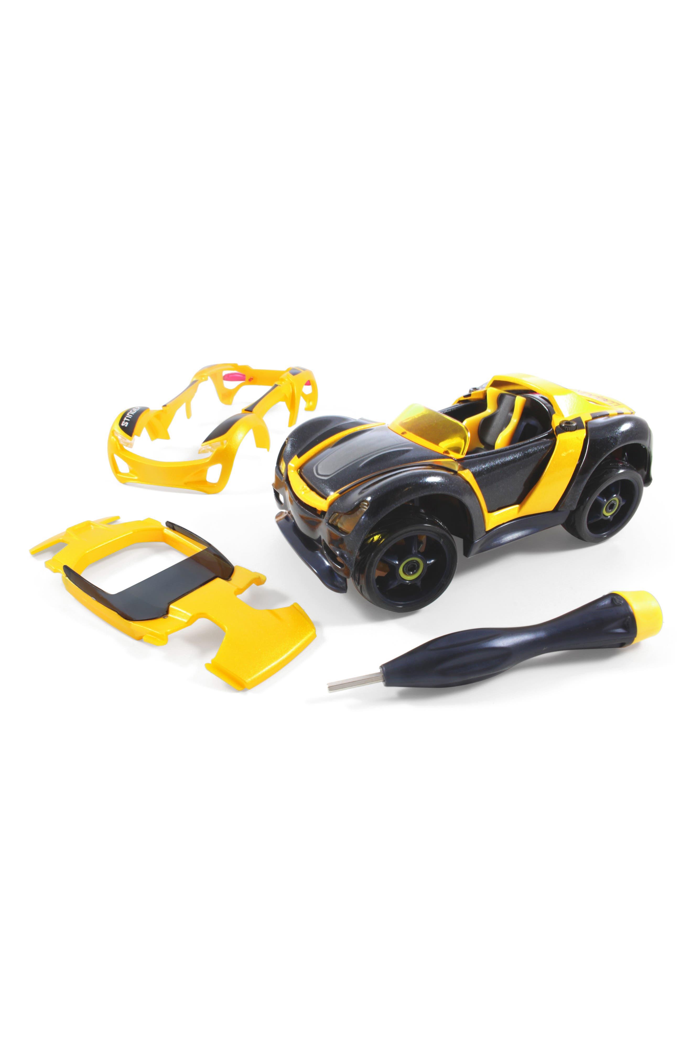 Delux S1 Stinger Car Kit,                             Alternate thumbnail 3, color,                             700
