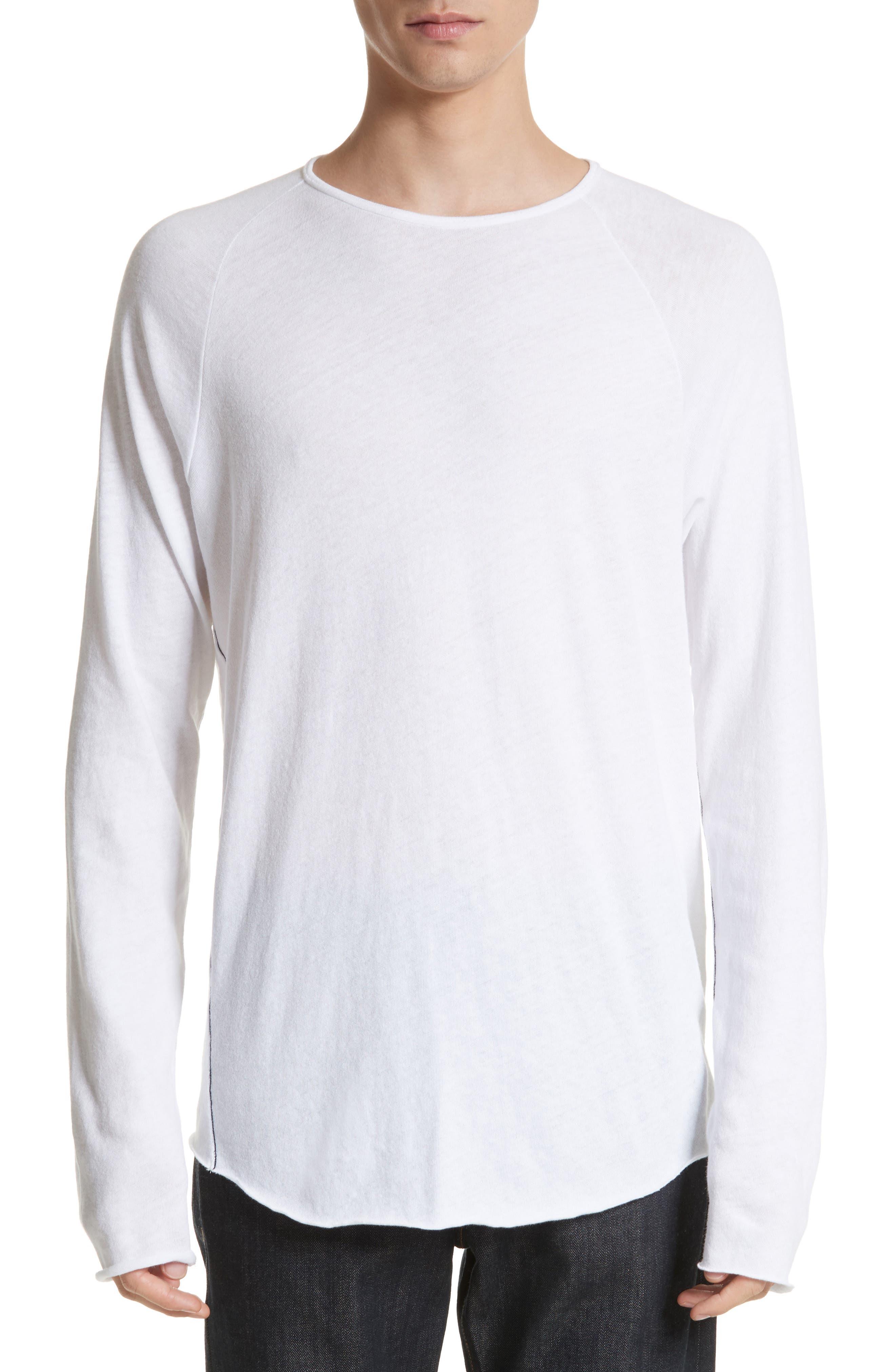 Rupert Long Sleeve T-Shirt,                             Main thumbnail 1, color,                             100