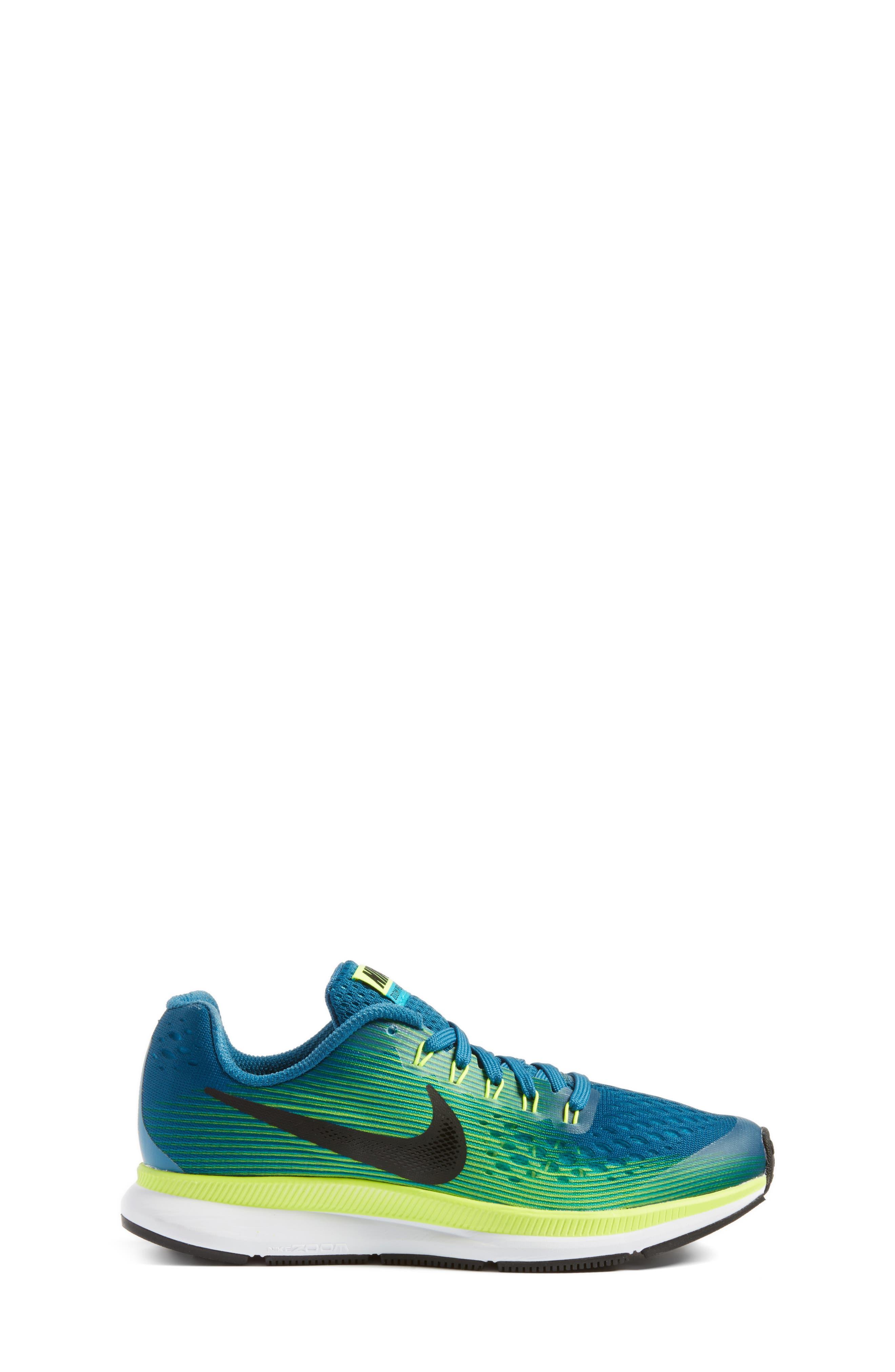 Zoom Pegasus 34 Sneaker,                             Alternate thumbnail 21, color,
