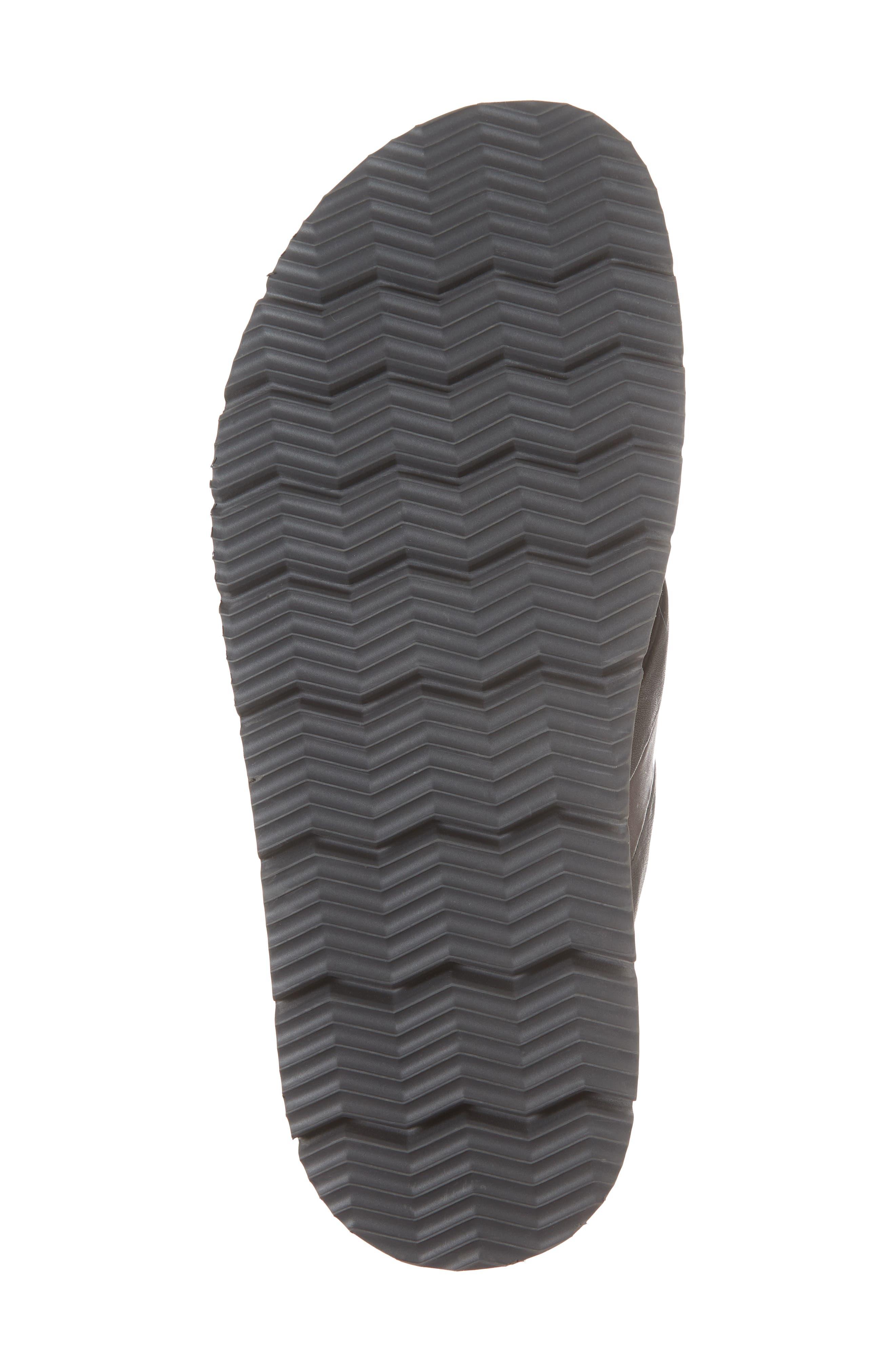 DONALD PLINER,                             Bryce Striped Flip Flop,                             Alternate thumbnail 6, color,                             001