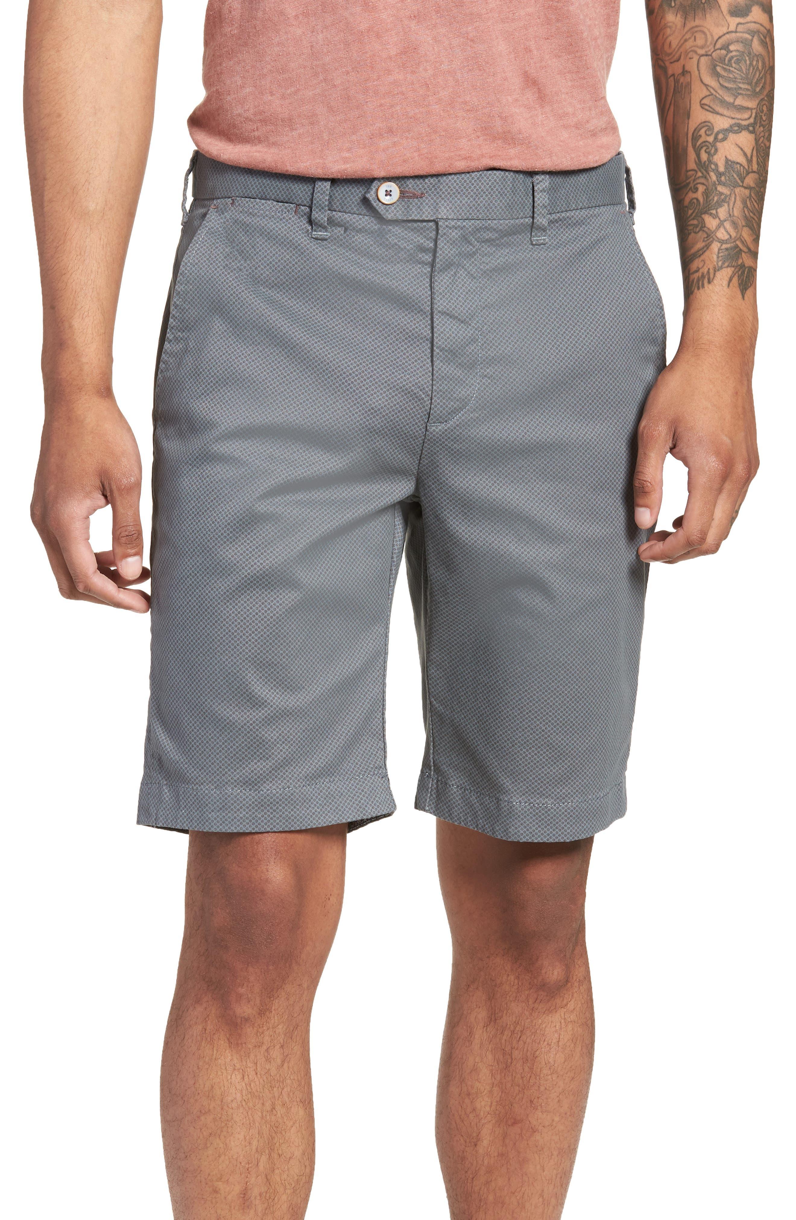 Print Spot Shorts,                         Main,                         color, 020