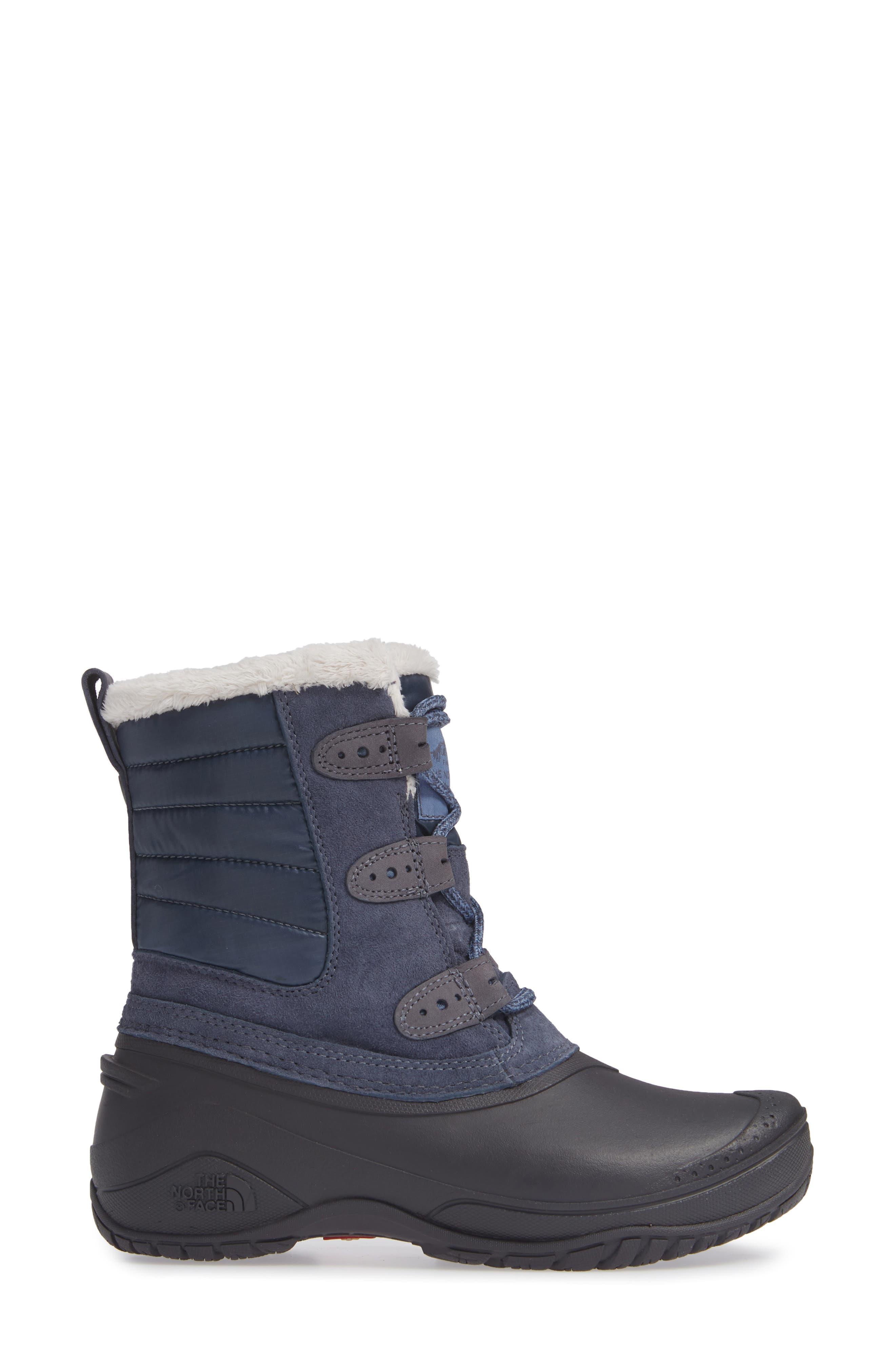 Shellista II Waterproof Boot,                             Alternate thumbnail 16, color,
