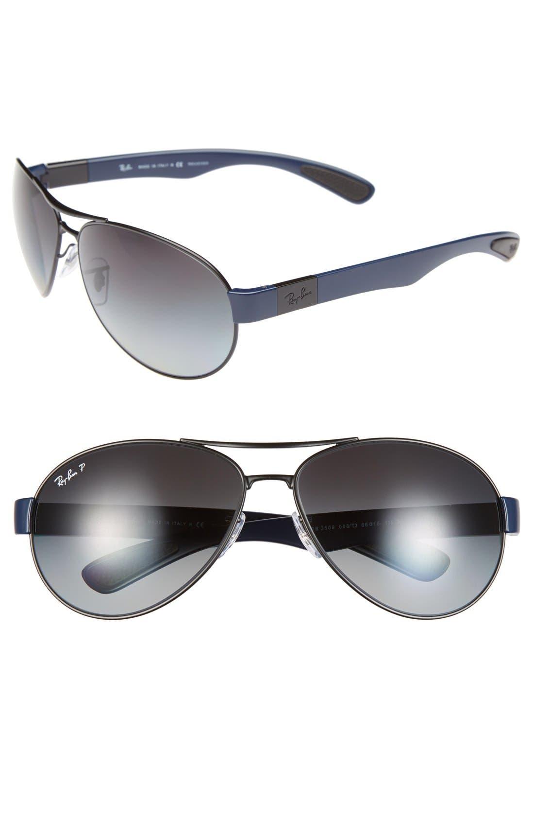 Ray-Ban 6m Aviator Sunglasses -