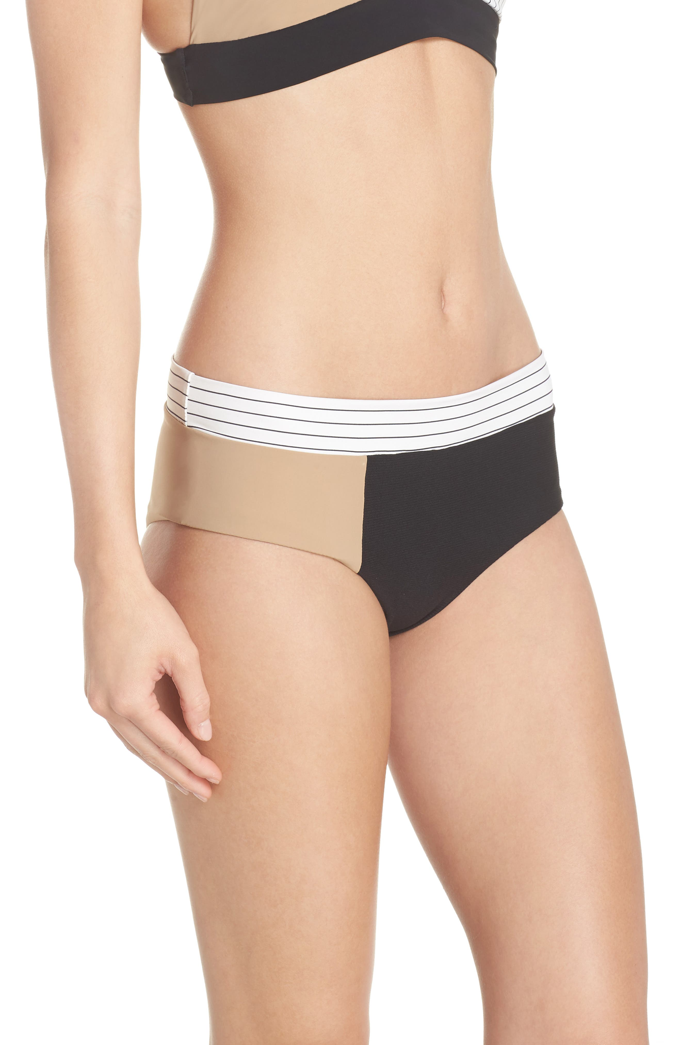 Makaveli Bikini Bottoms,                             Alternate thumbnail 4, color,