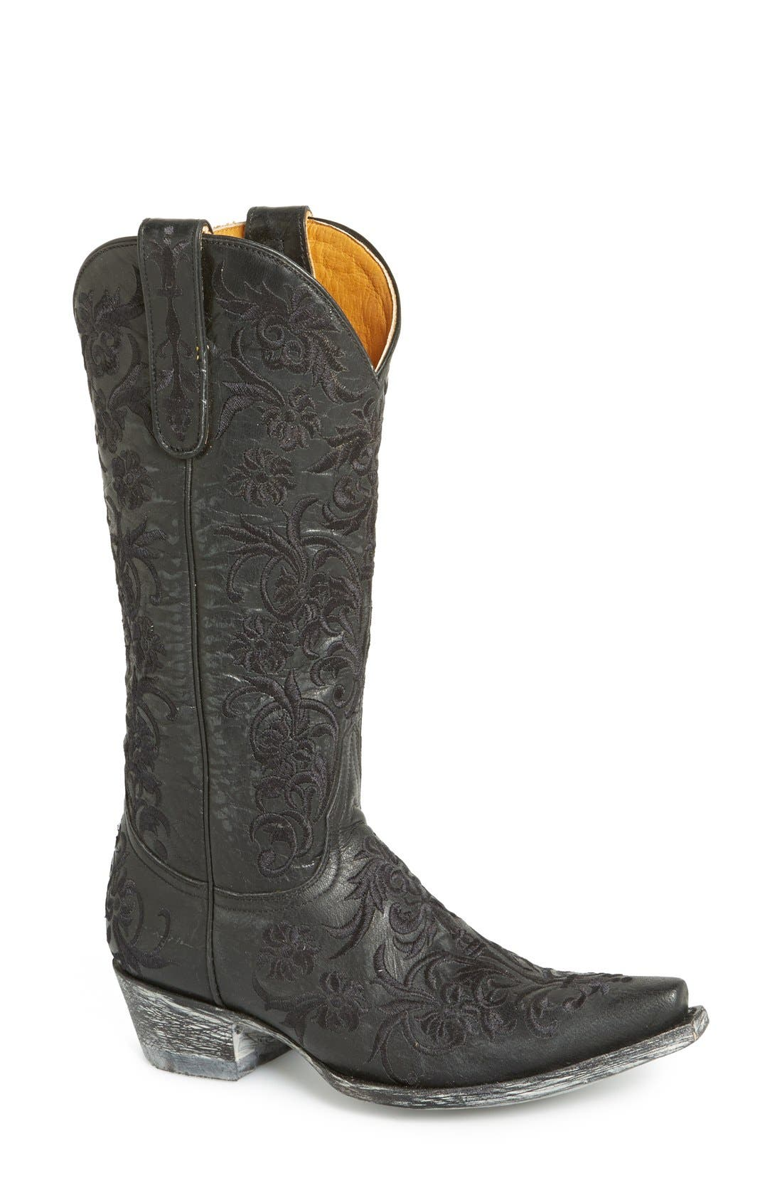'Clarise' Boot, Main, color, 005