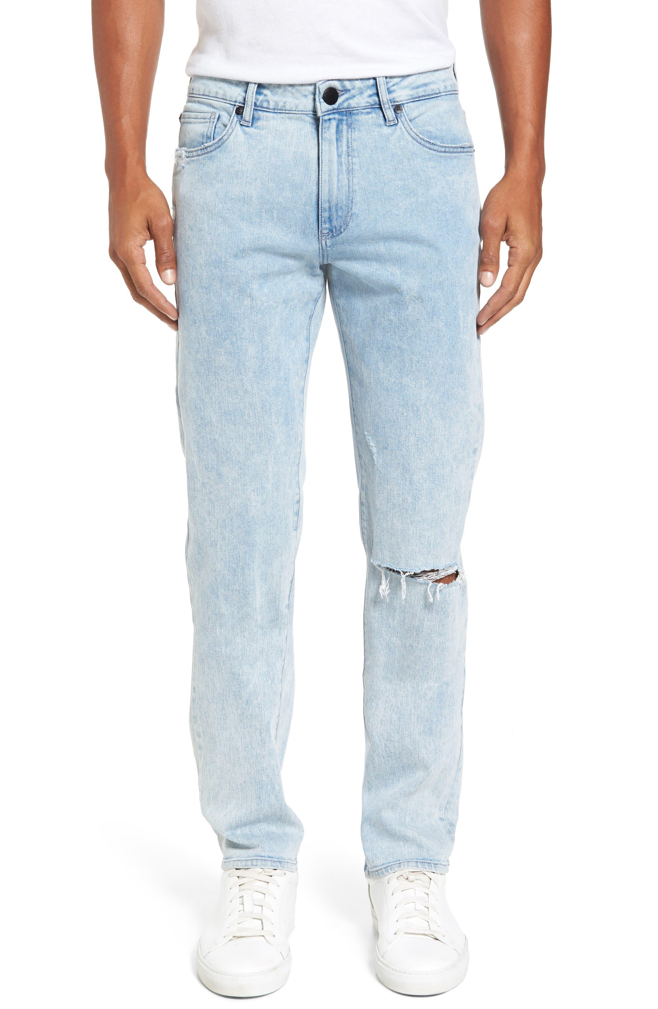 Nick Slim Fit Jeans,                         Main,                         color, TORRENT