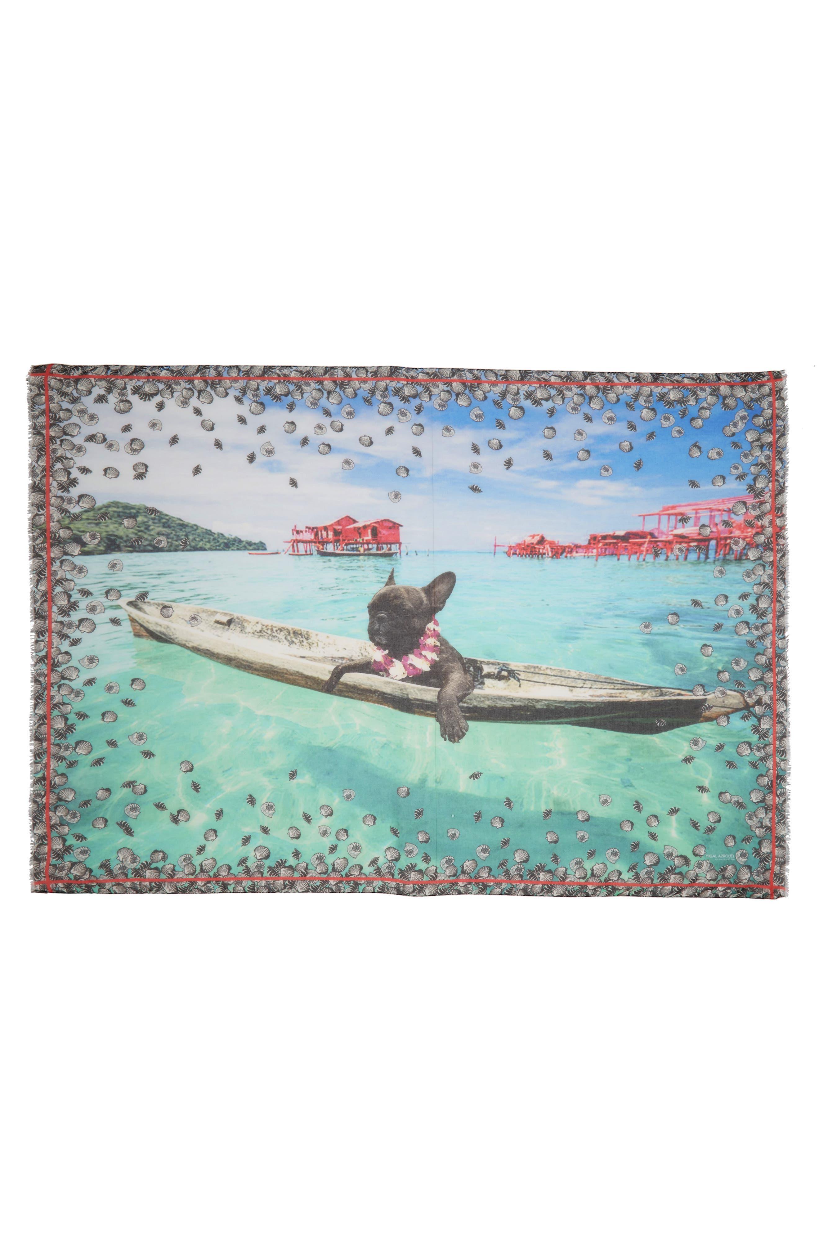 Jaggie Kayaking Scarf,                         Main,                         color, 436