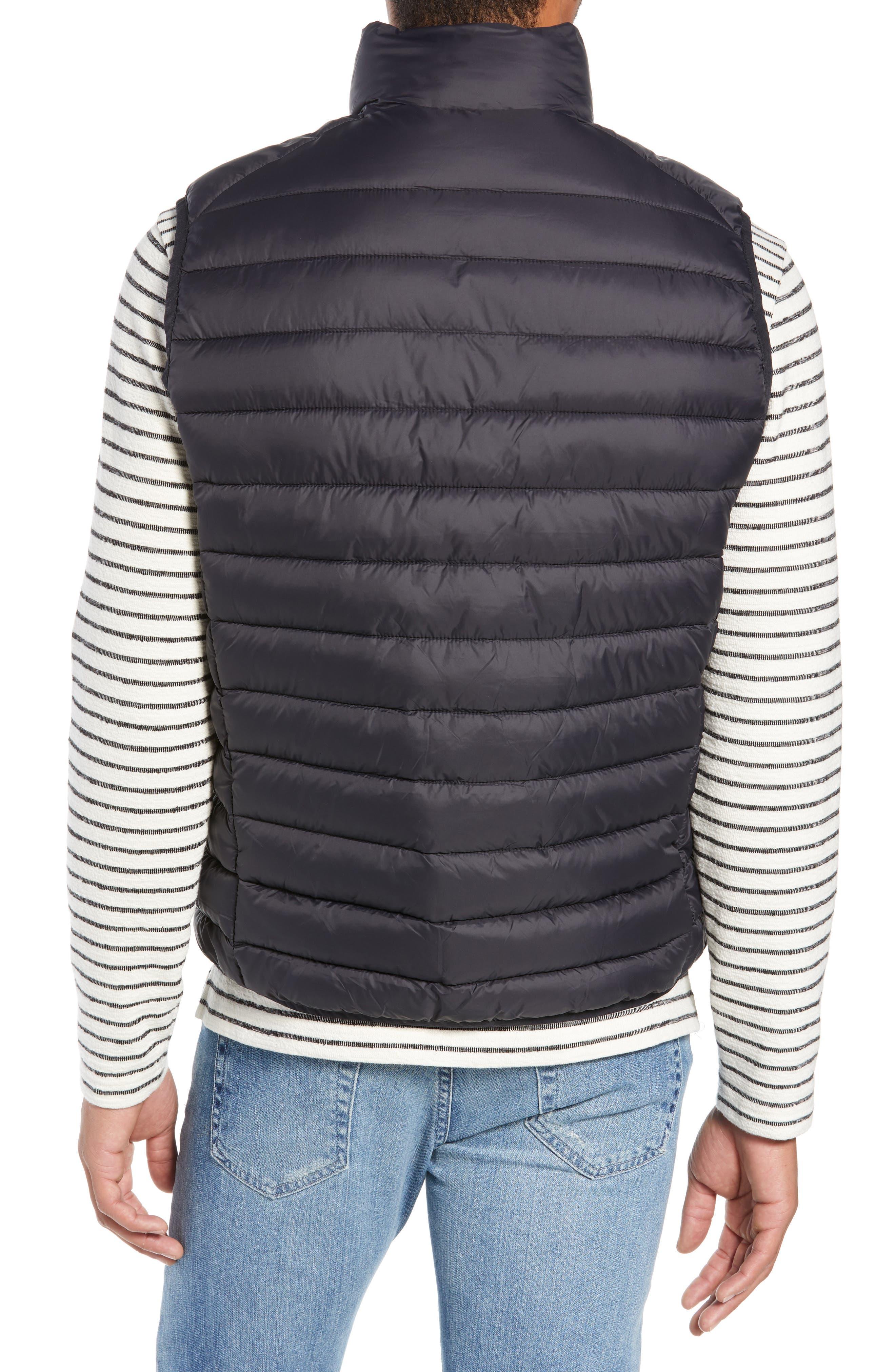 Lightweight Packable Vest,                             Alternate thumbnail 2, color,                             BLACK