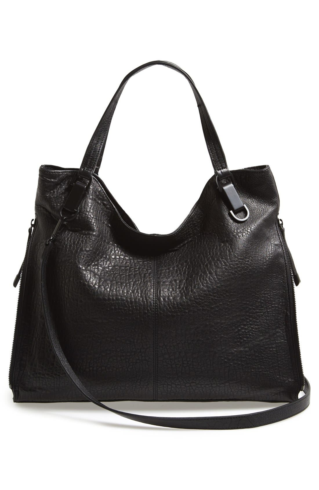 'Riley' Leather Tote,                             Alternate thumbnail 43, color,