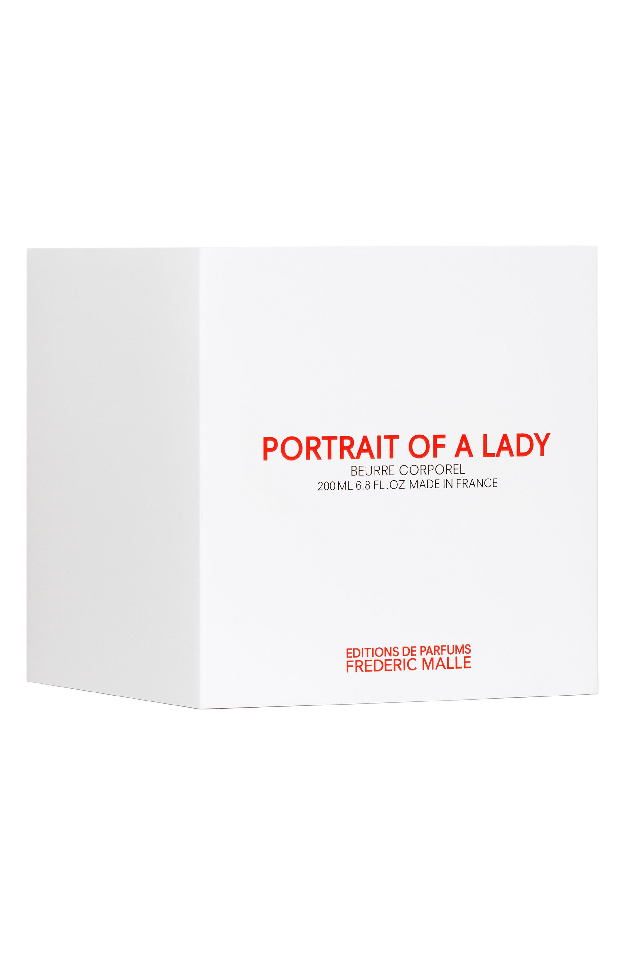 Editions de Parfums Frédéric Malle Portrait of a Lady Body Butter,                             Alternate thumbnail 2, color,                             NO COLOR