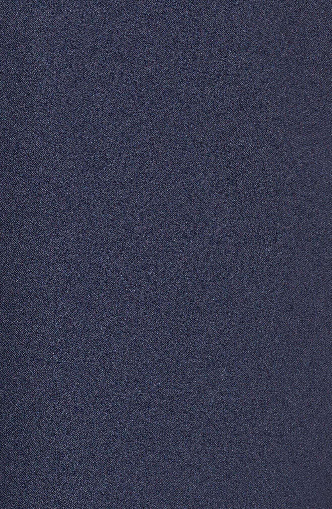 Cowl Neck Halter Jumpsuit,                             Alternate thumbnail 5, color,                             410