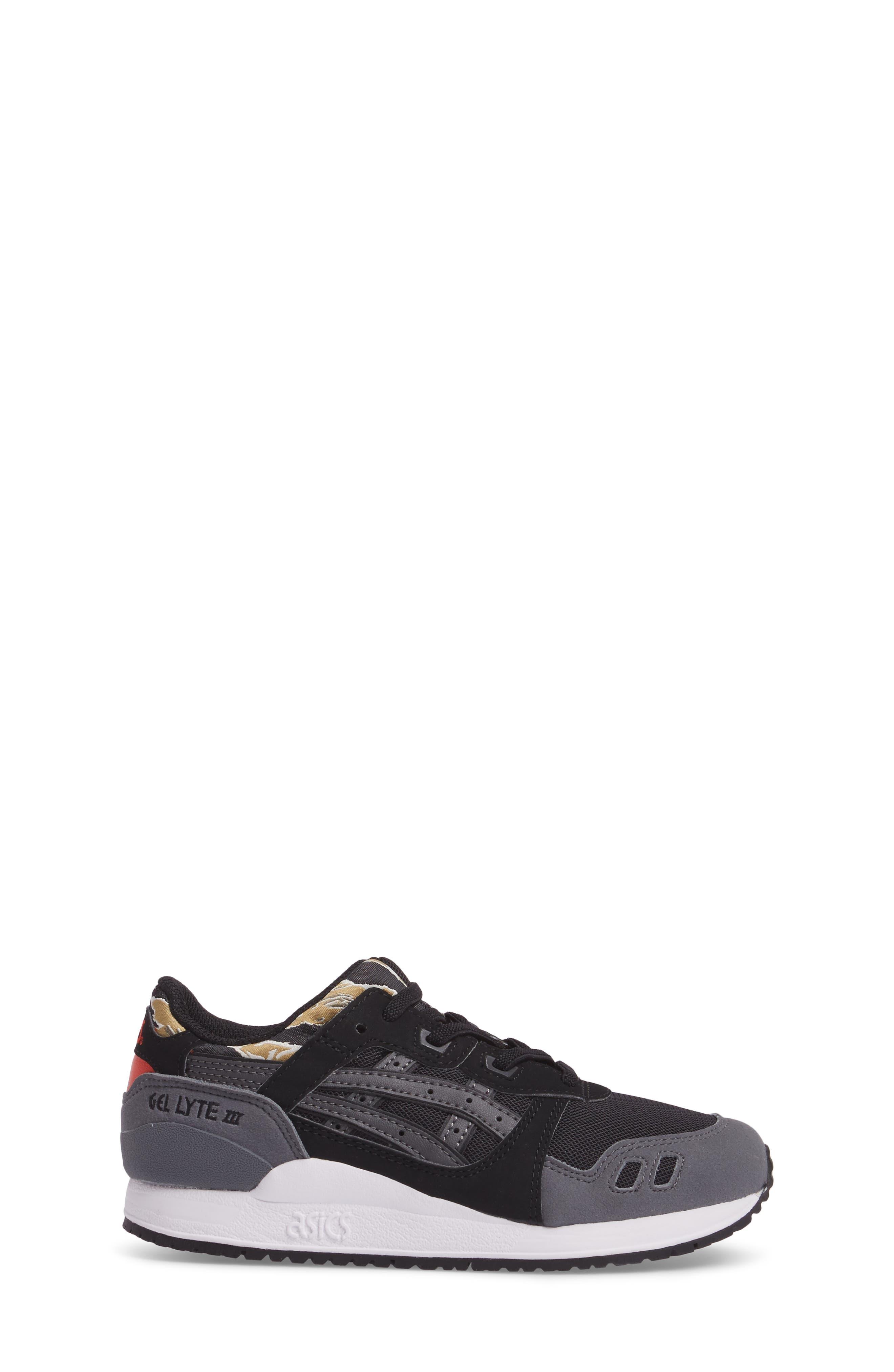GEL-LYTE<sup>®</sup> III PS Slip-On Sneaker,                             Alternate thumbnail 3, color,                             001