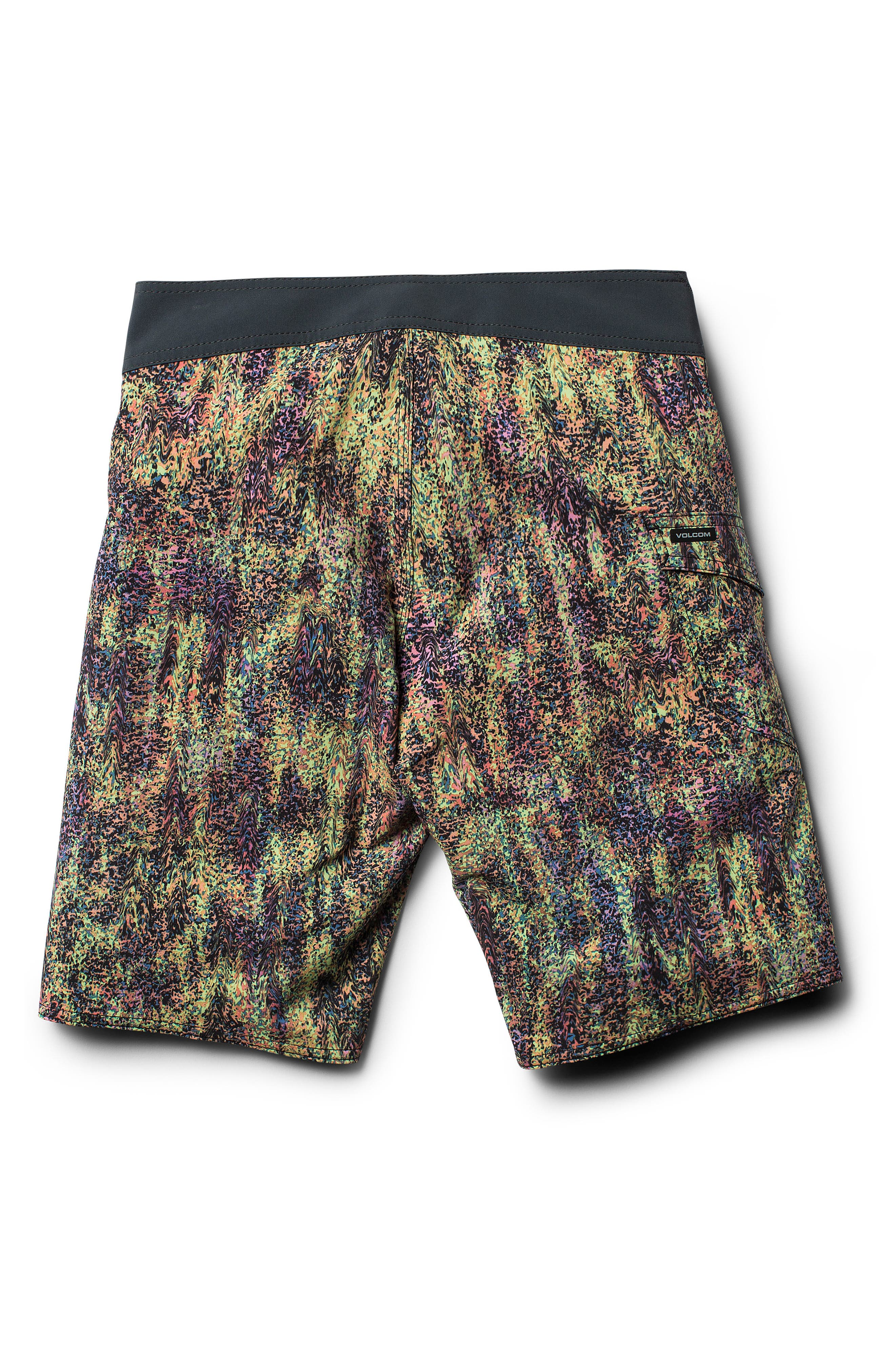 VOLCOM,                             Plasm Mod Board Shorts,                             Alternate thumbnail 2, color,                             020