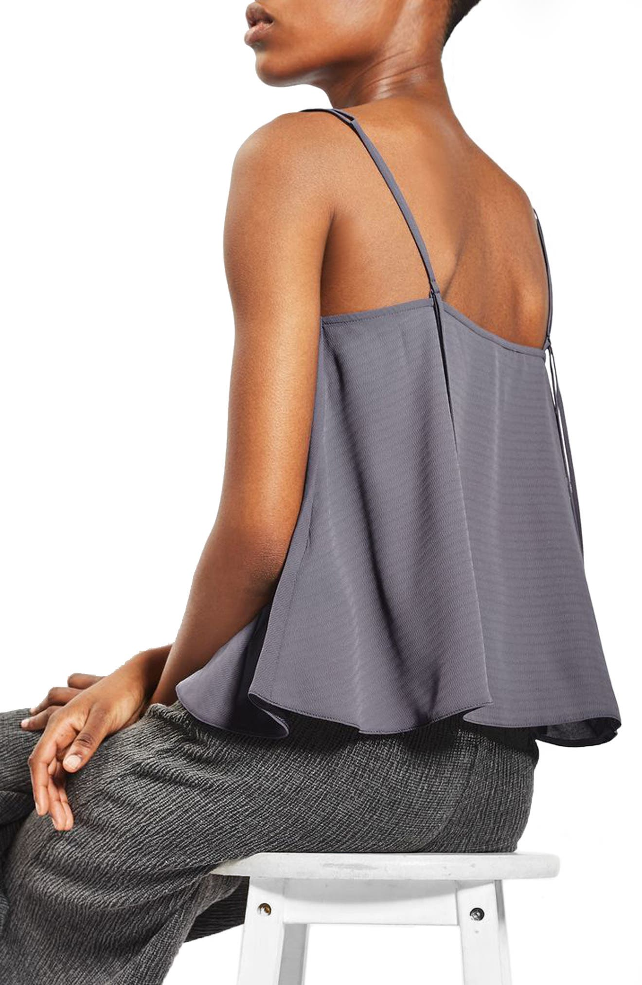 Rouleau Swing Camisole,                             Alternate thumbnail 22, color,