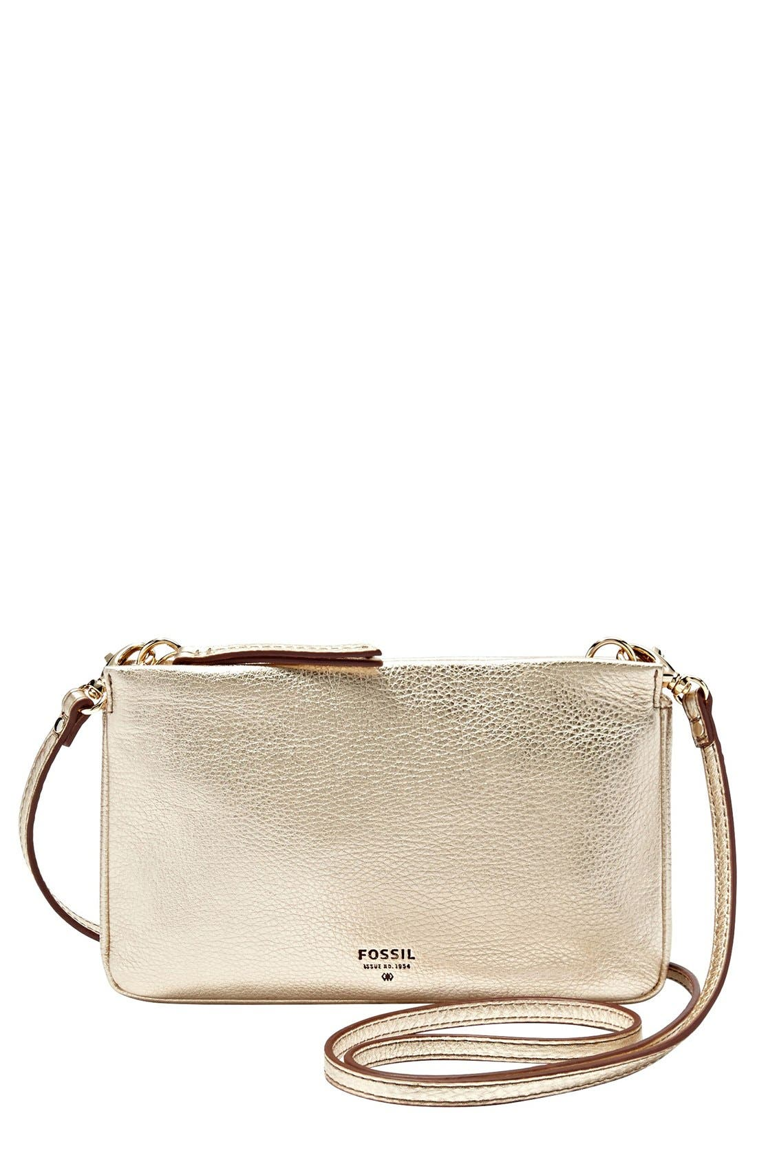 'Mini' Crossbody Bag,                             Main thumbnail 7, color,