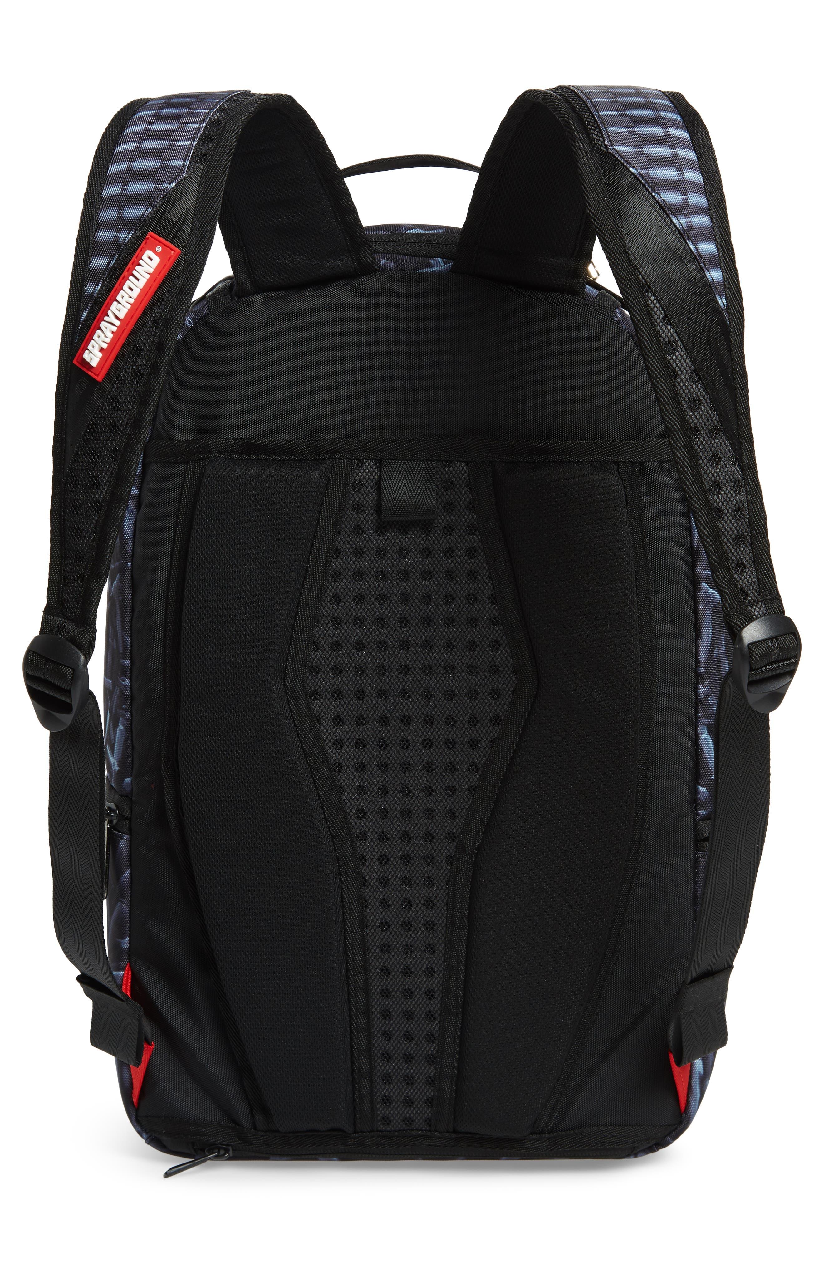 Deadpool Bullets Backpack,                             Alternate thumbnail 3, color,                             001