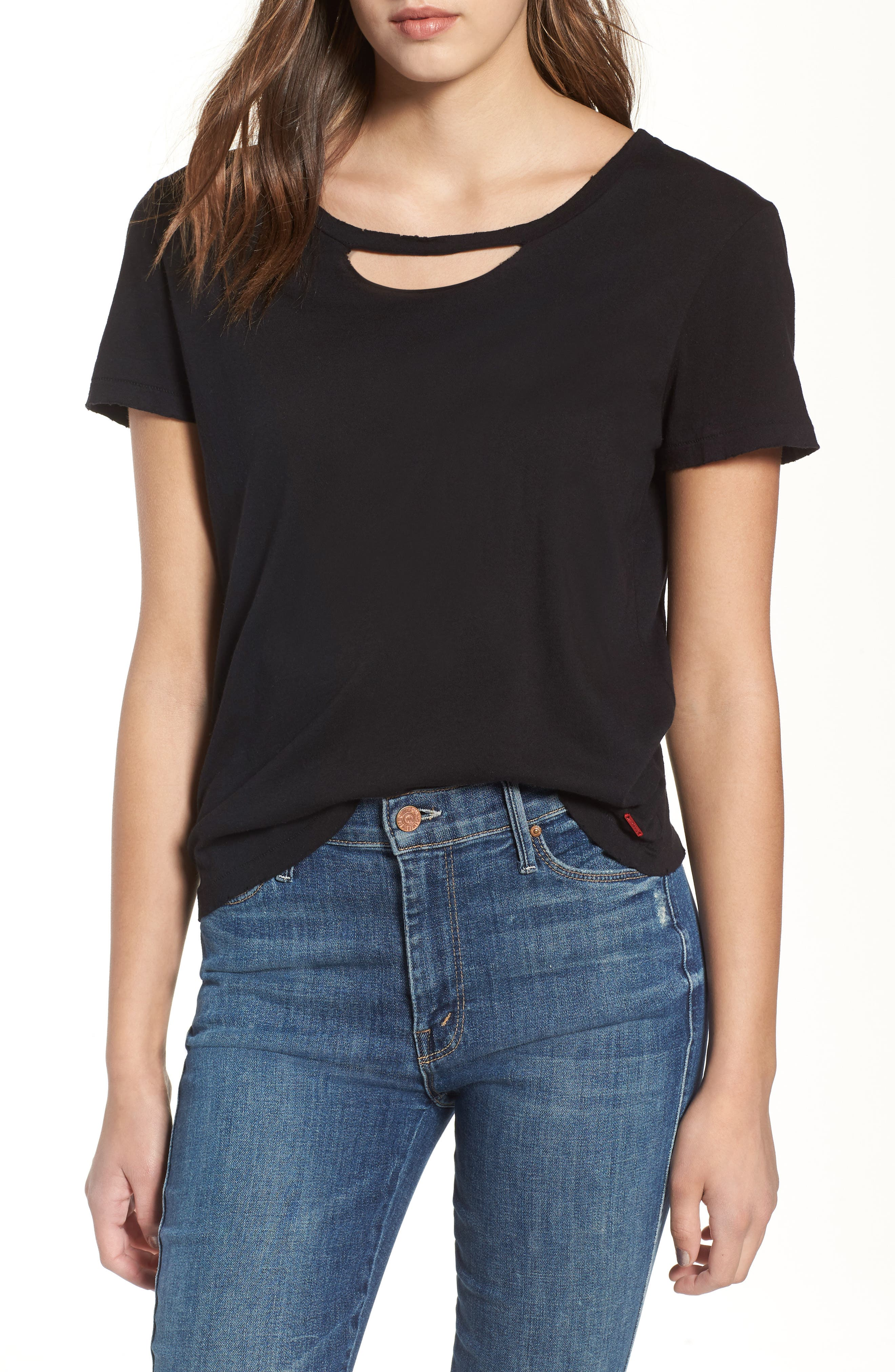 Abigail Deconstructed Tee,                         Main,                         color,