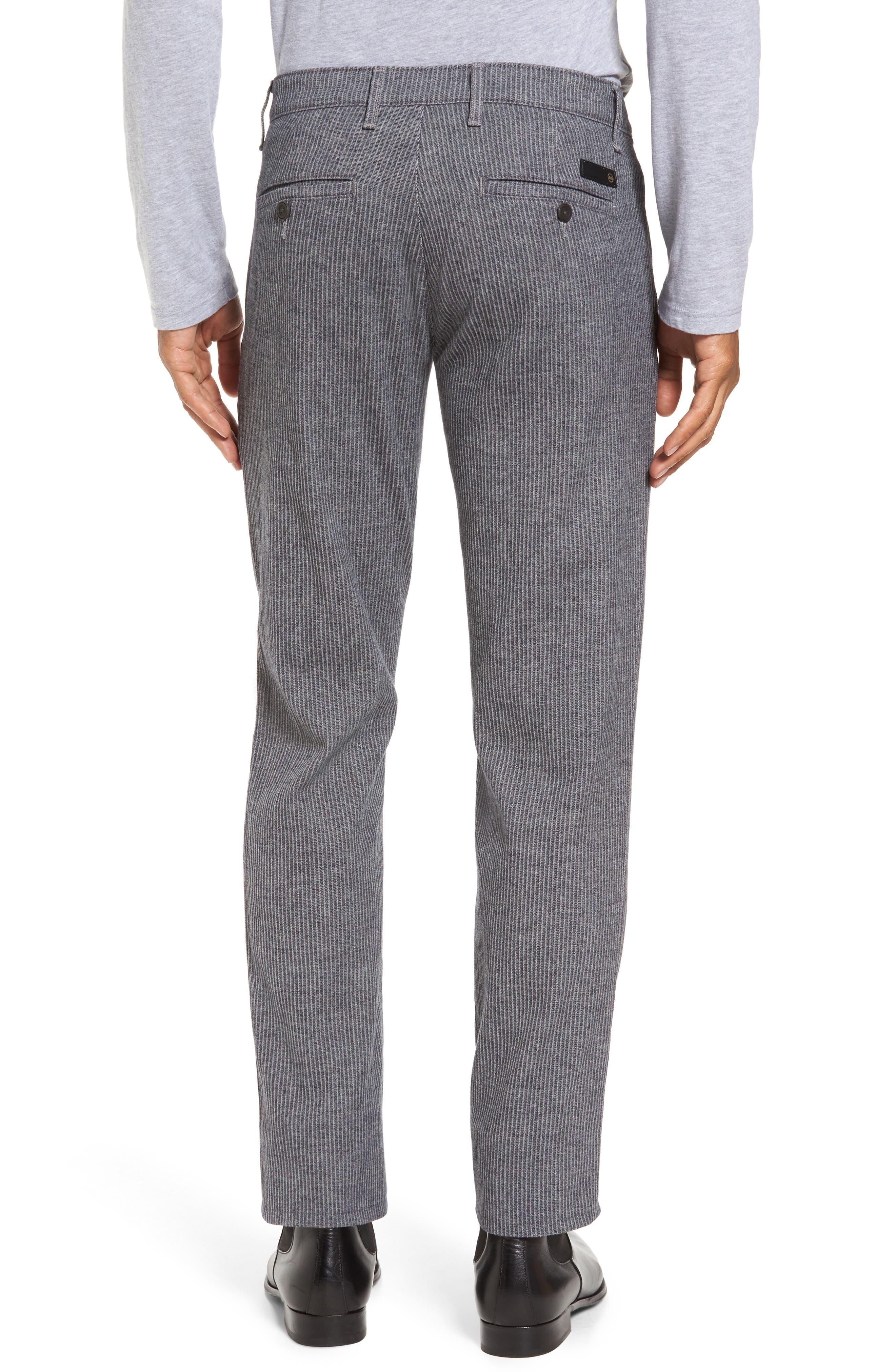 Marshall Slim Fit Pinstripe Pants,                             Alternate thumbnail 2, color,                             028