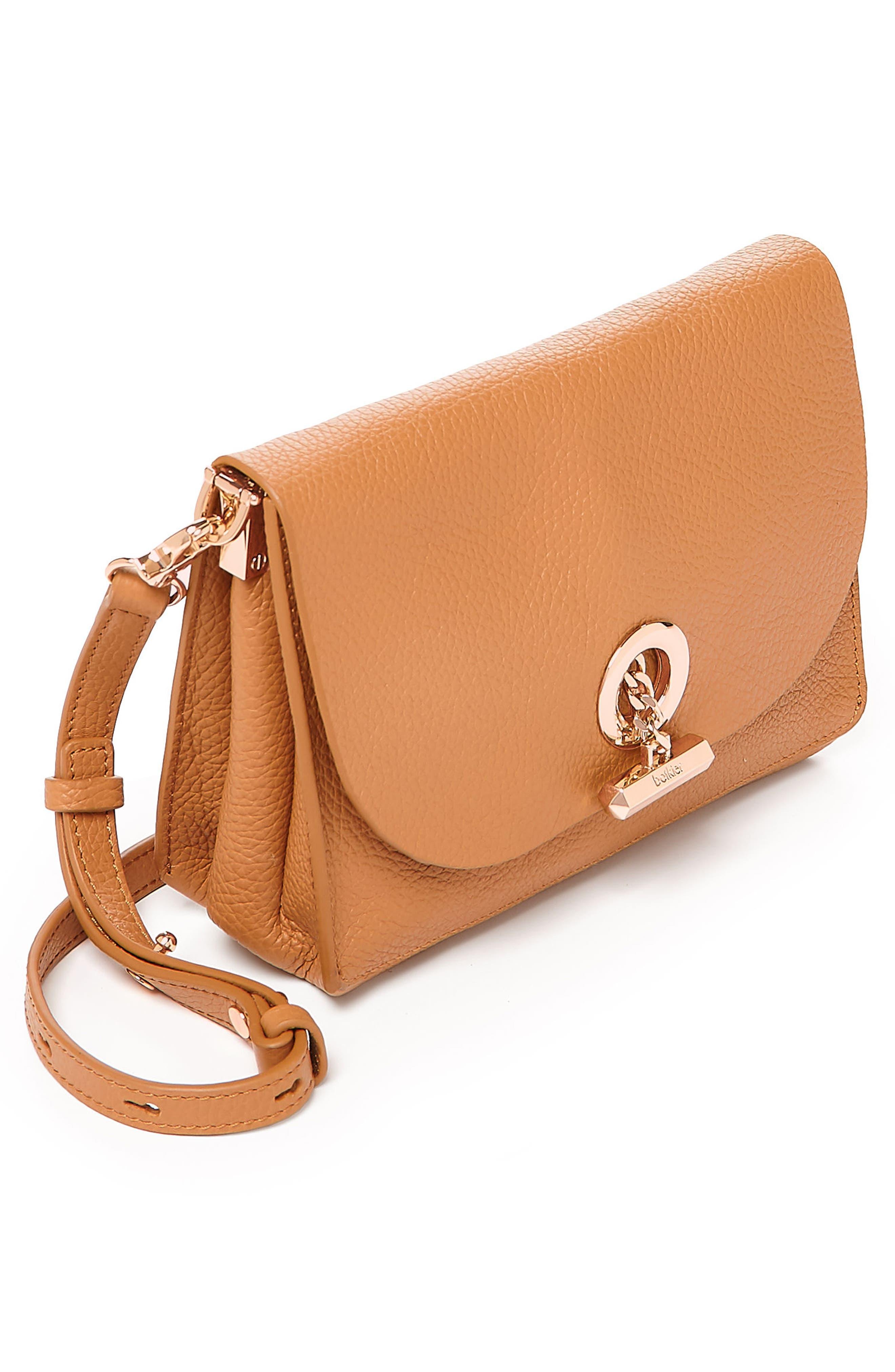 Waverly Leather Crossbody Bag,                             Alternate thumbnail 21, color,
