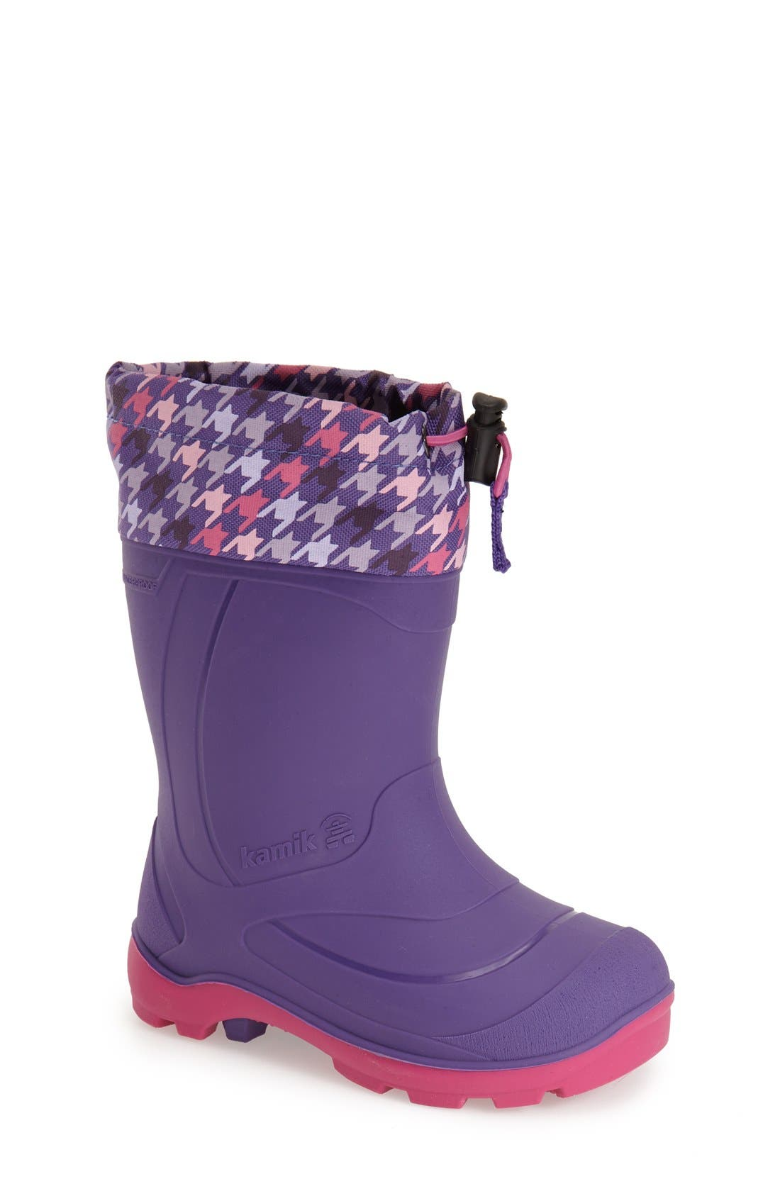 KAMIK 'Snobuster 2' Snow Boot, Main, color, 510