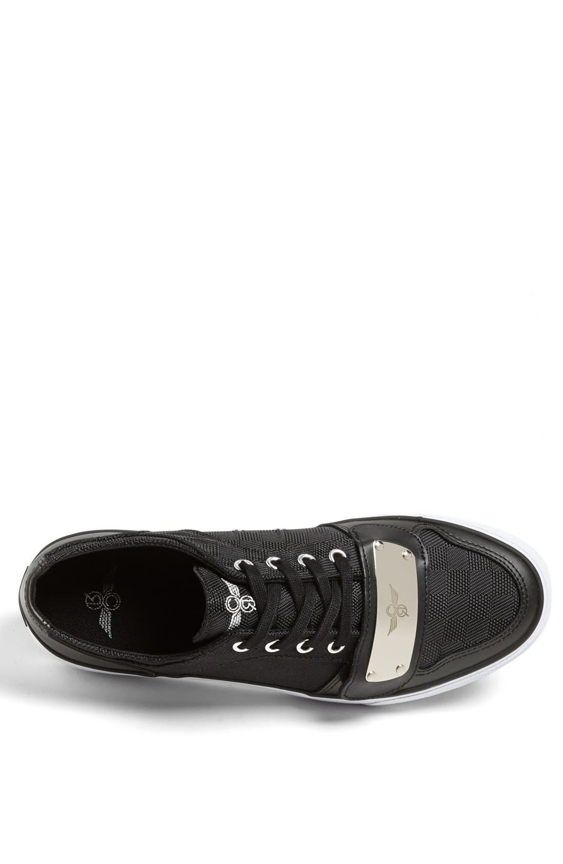 'Cesario Lo XVI' Sneaker,                             Alternate thumbnail 4, color,                             015