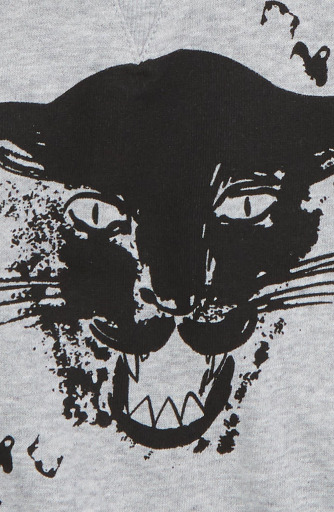 Graphic Sweatshirt,                             Alternate thumbnail 3, color,                             020