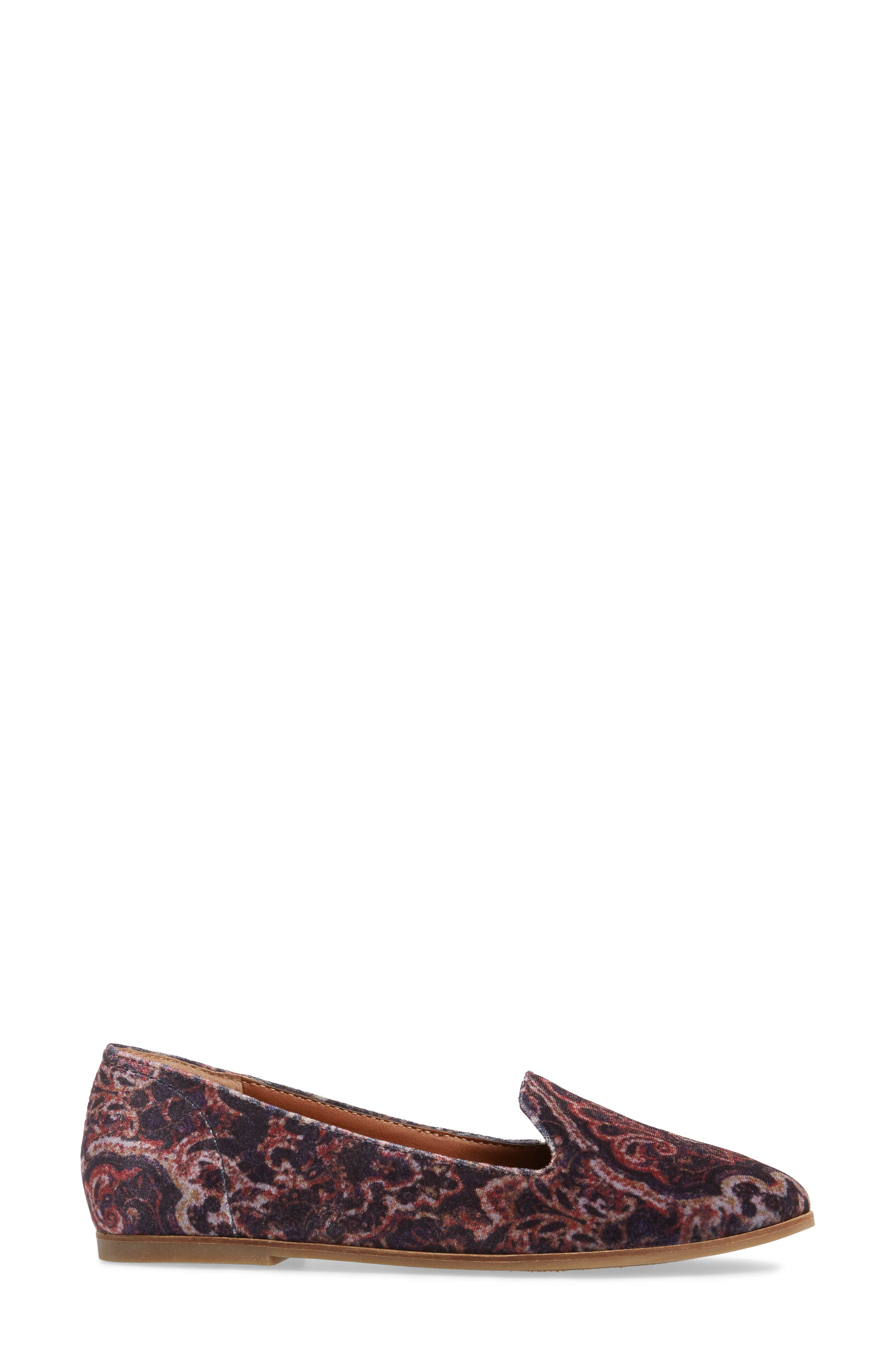 Carlyn Loafer Flat,                             Alternate thumbnail 10, color,