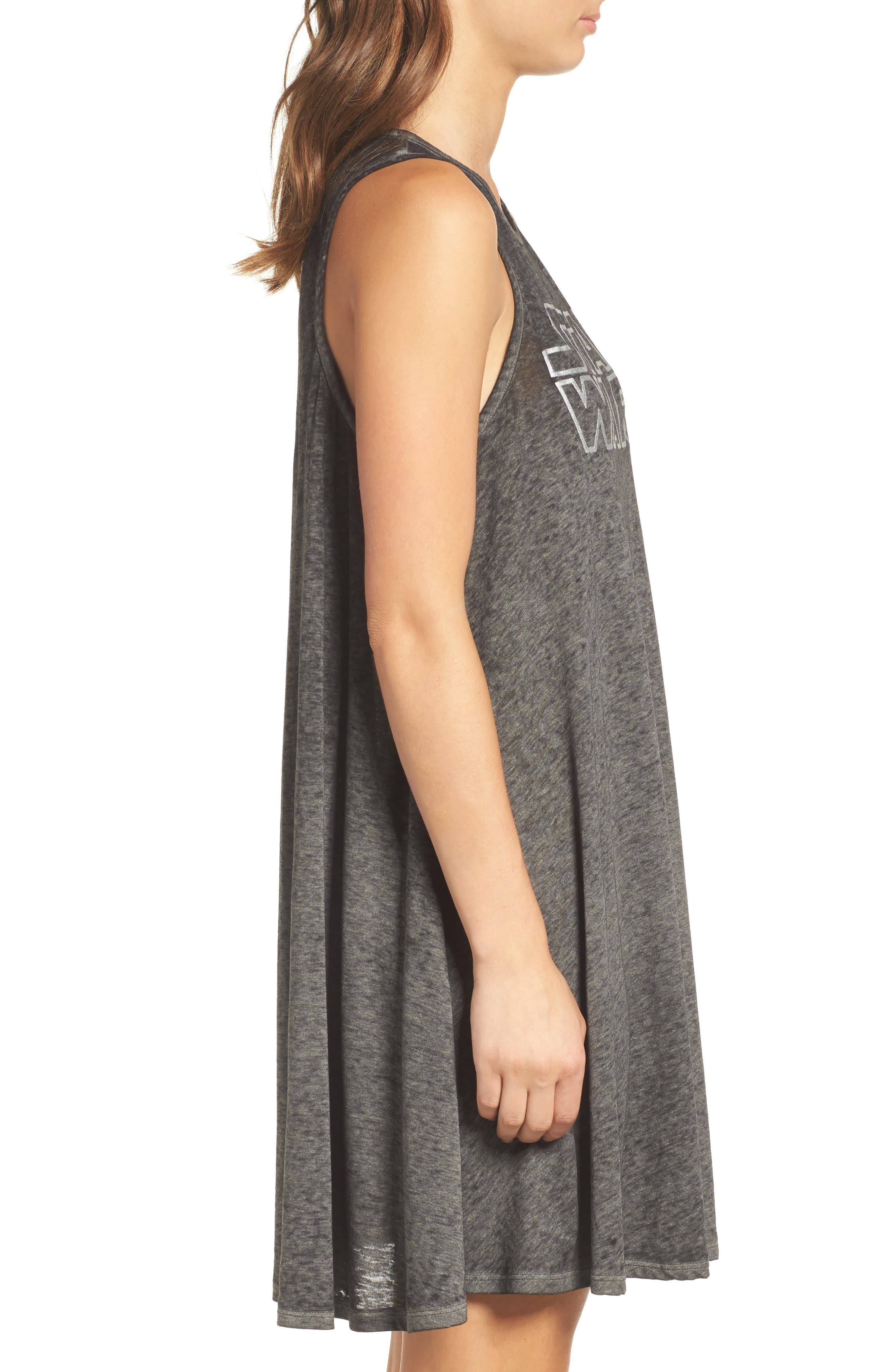 Star Wars<sup>™</sup> Graphic Short Nightgown,                             Alternate thumbnail 3, color,