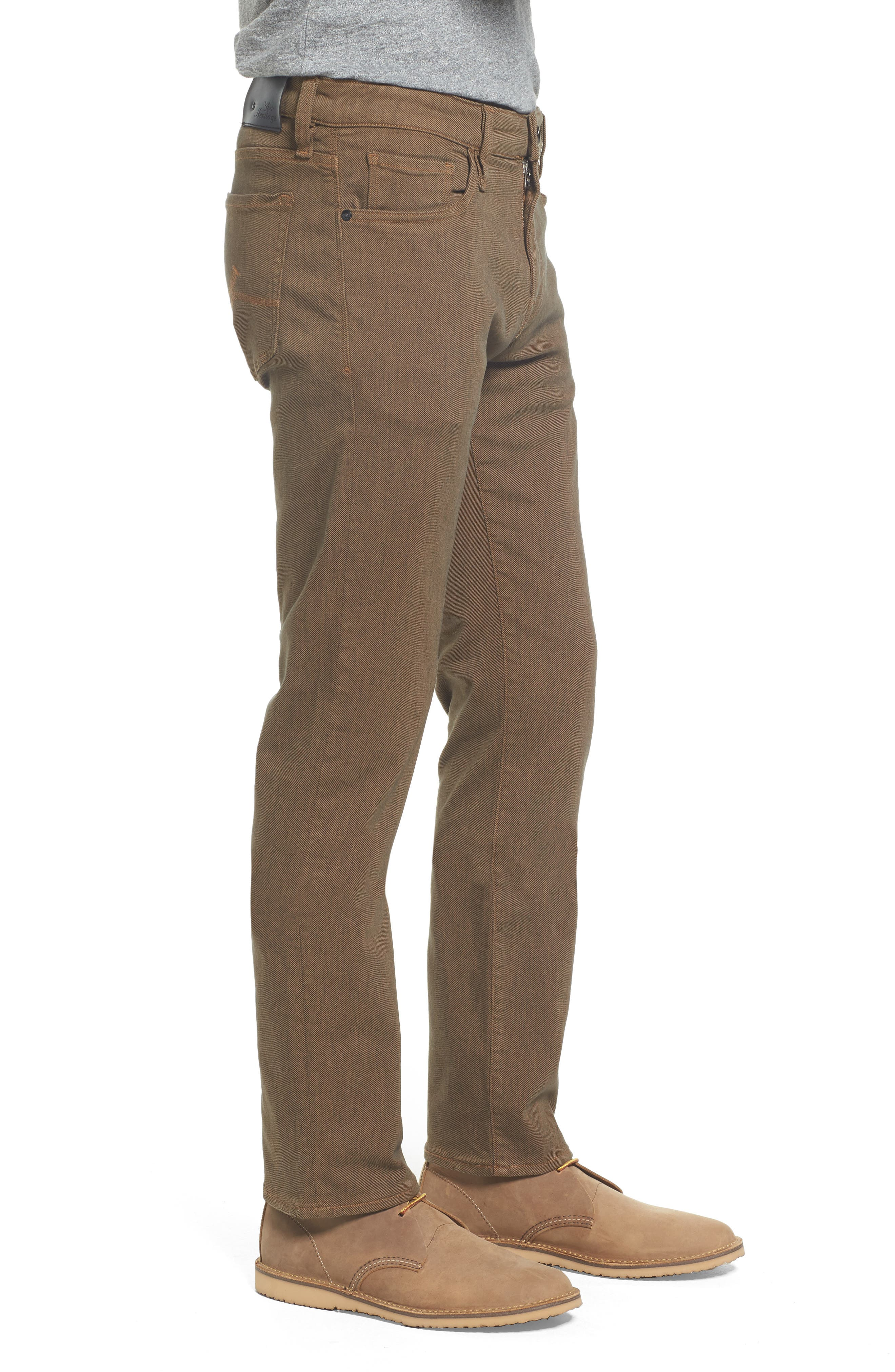 Heritage 34 Courage Straight Leg Jeans,                             Alternate thumbnail 3, color,                             200