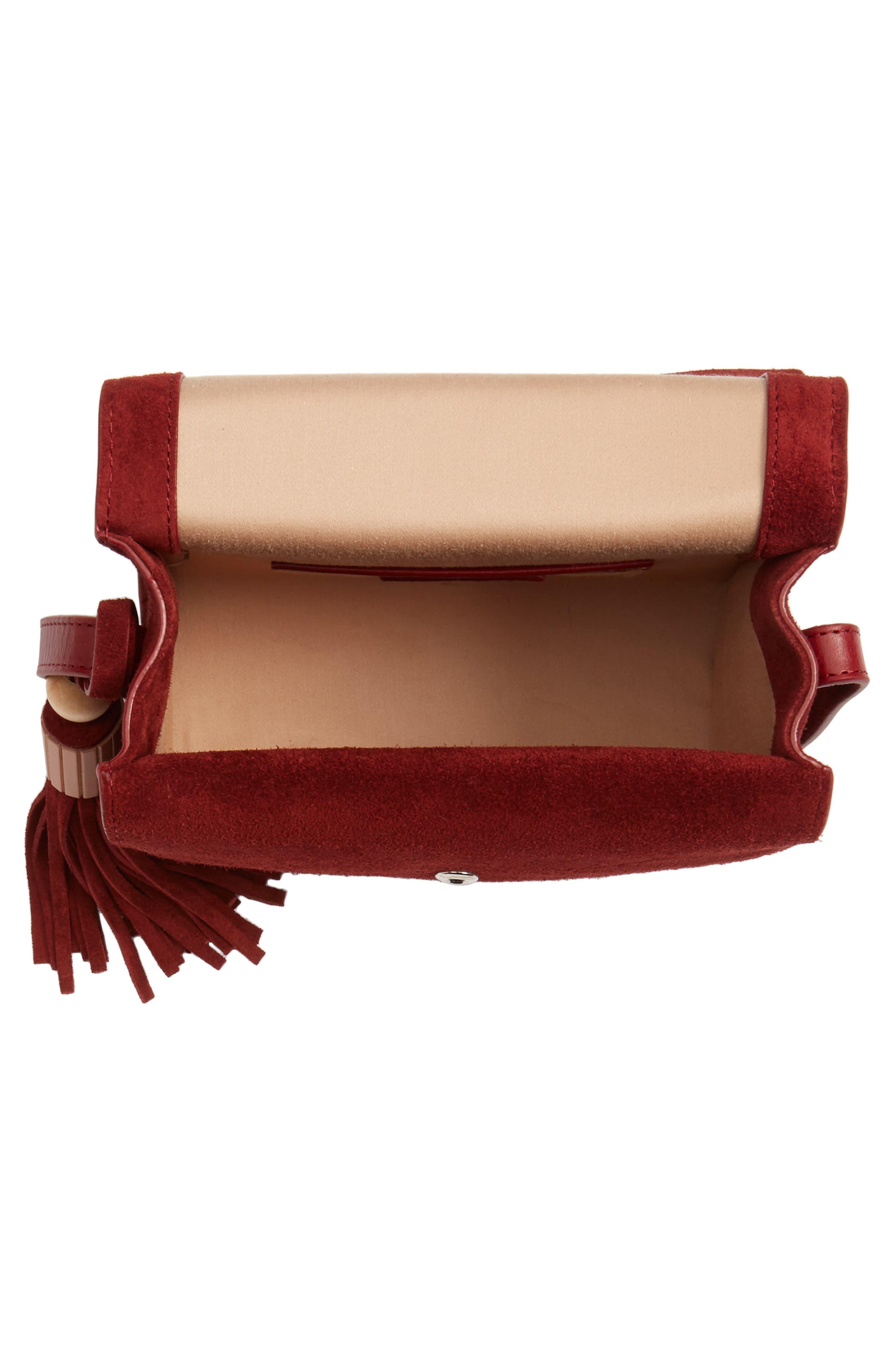 Eloise Field Crossbody Bag,                             Alternate thumbnail 4, color,                             612