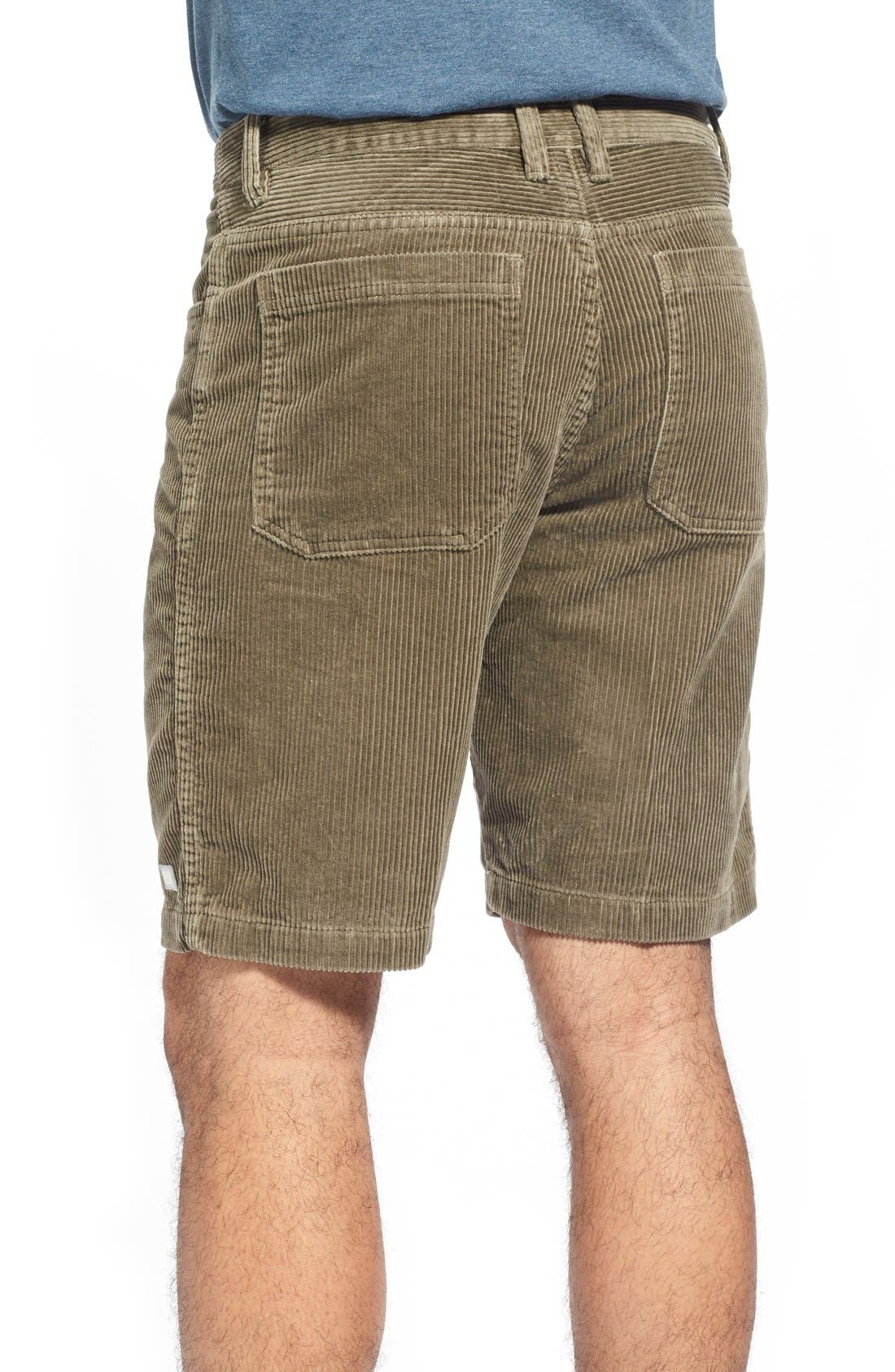 Kordo Corduroy Walking Shorts,                             Alternate thumbnail 16, color,