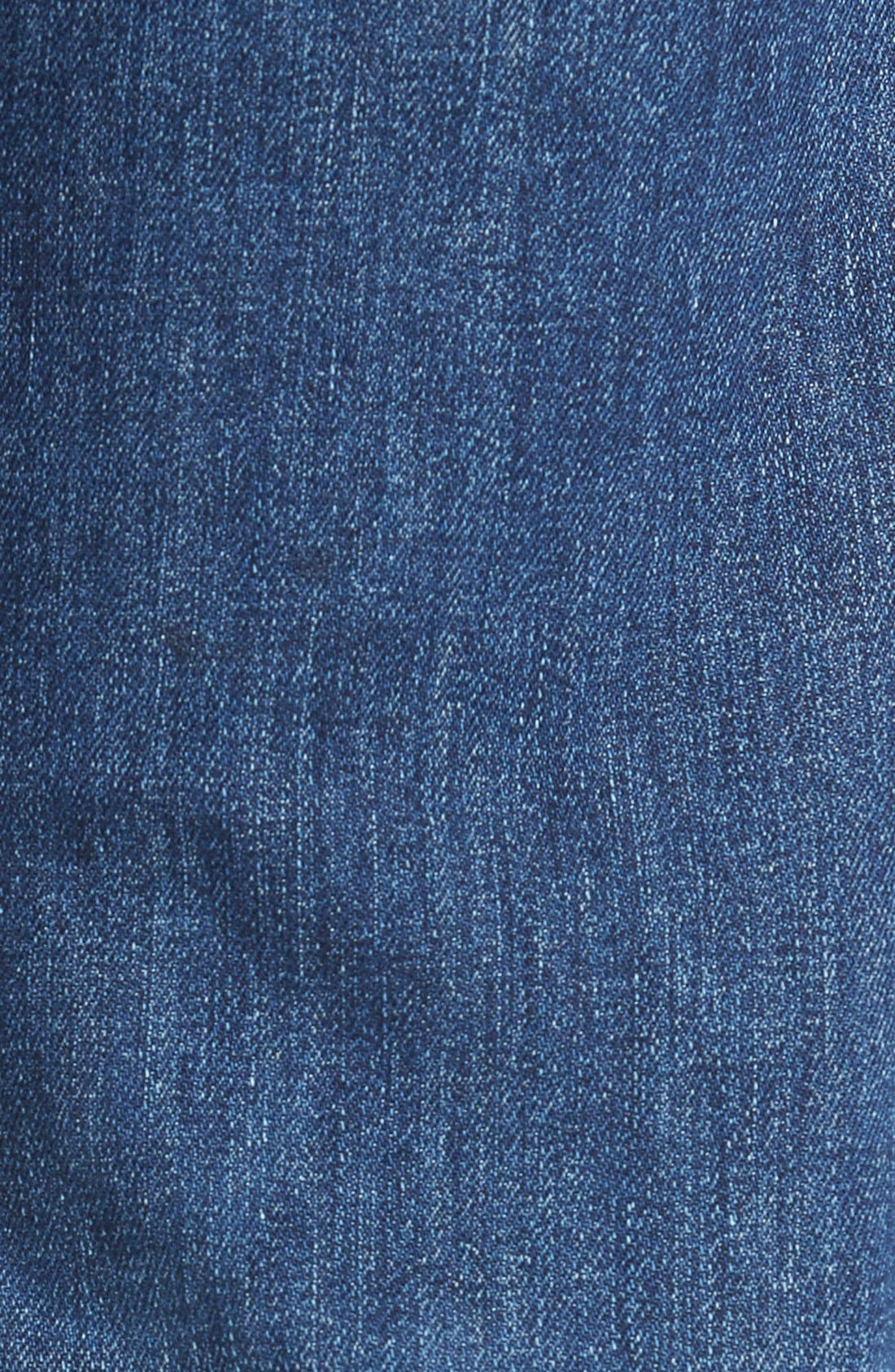 'Core' Slim Fit Jeans,                             Alternate thumbnail 5, color,                             427