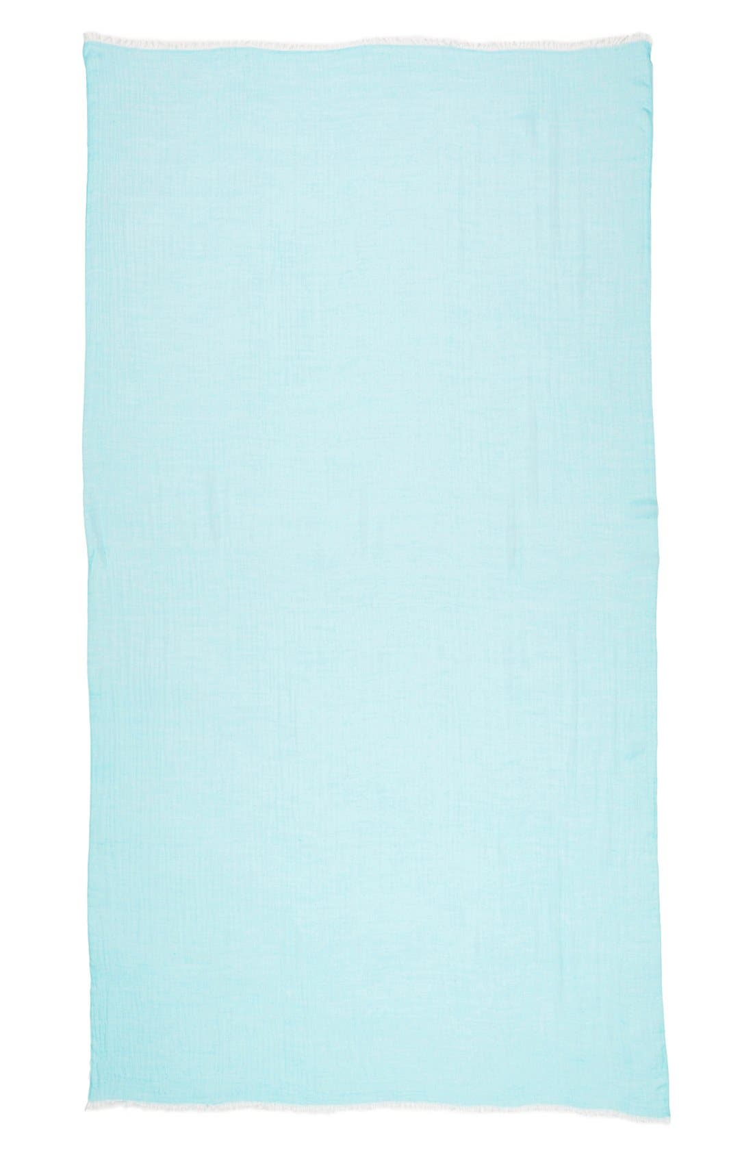 Modal Silk Blend Scarf,                             Alternate thumbnail 87, color,