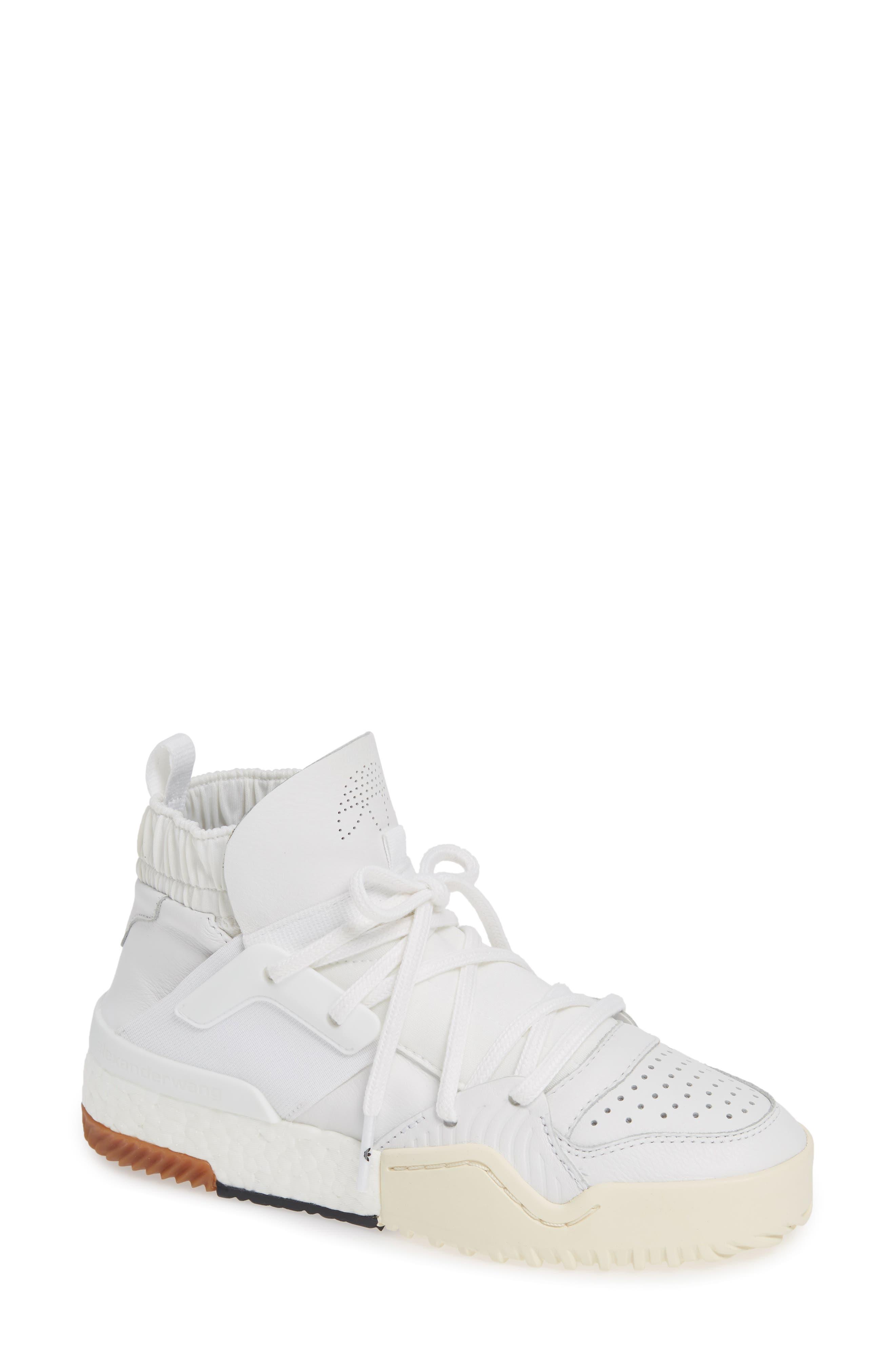 Adidas By Alexander Wang Bball High Top Sneaker, / 9 Men