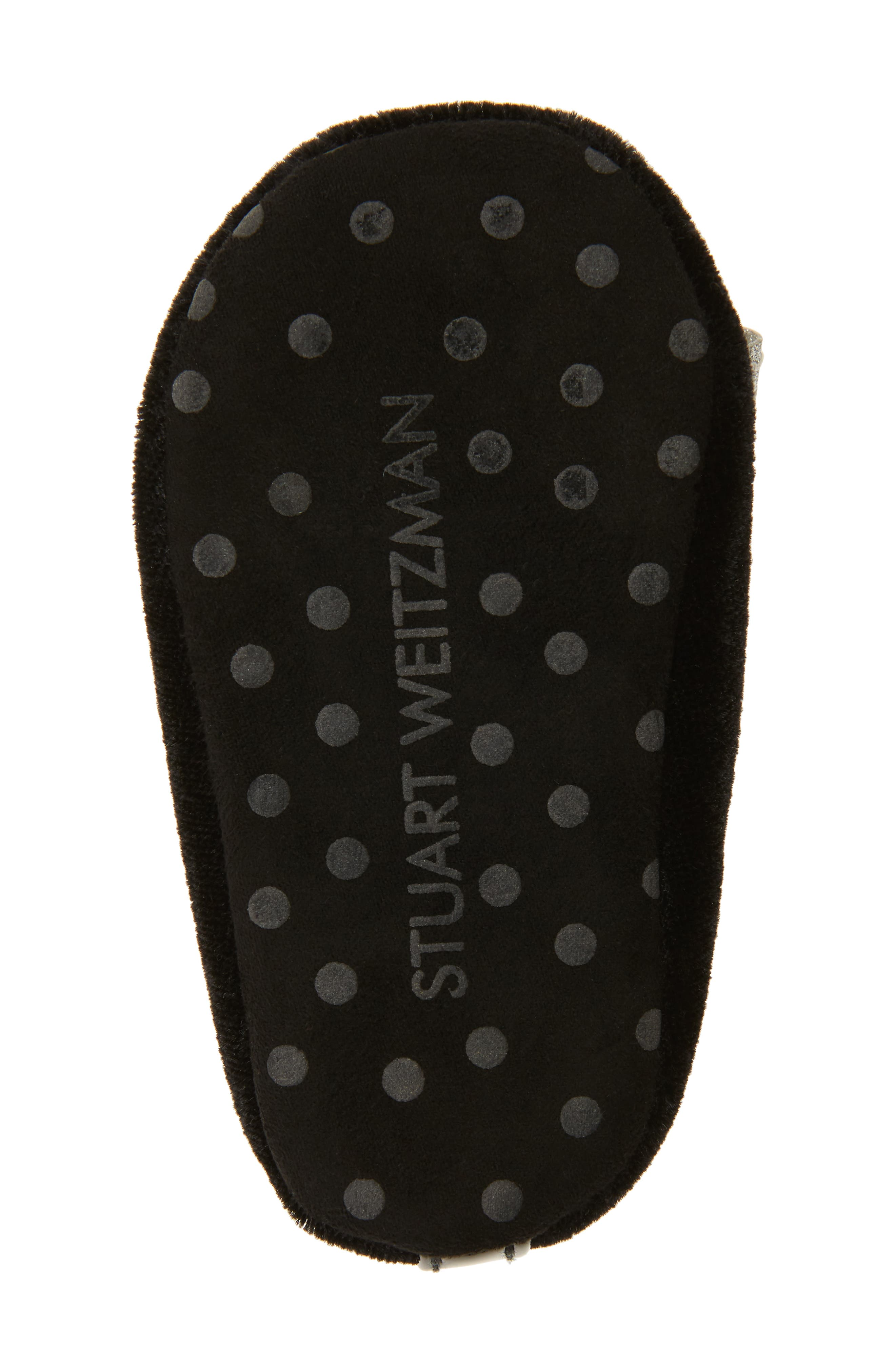 Bow Loafer Crib Shoe,                             Alternate thumbnail 6, color,                             012