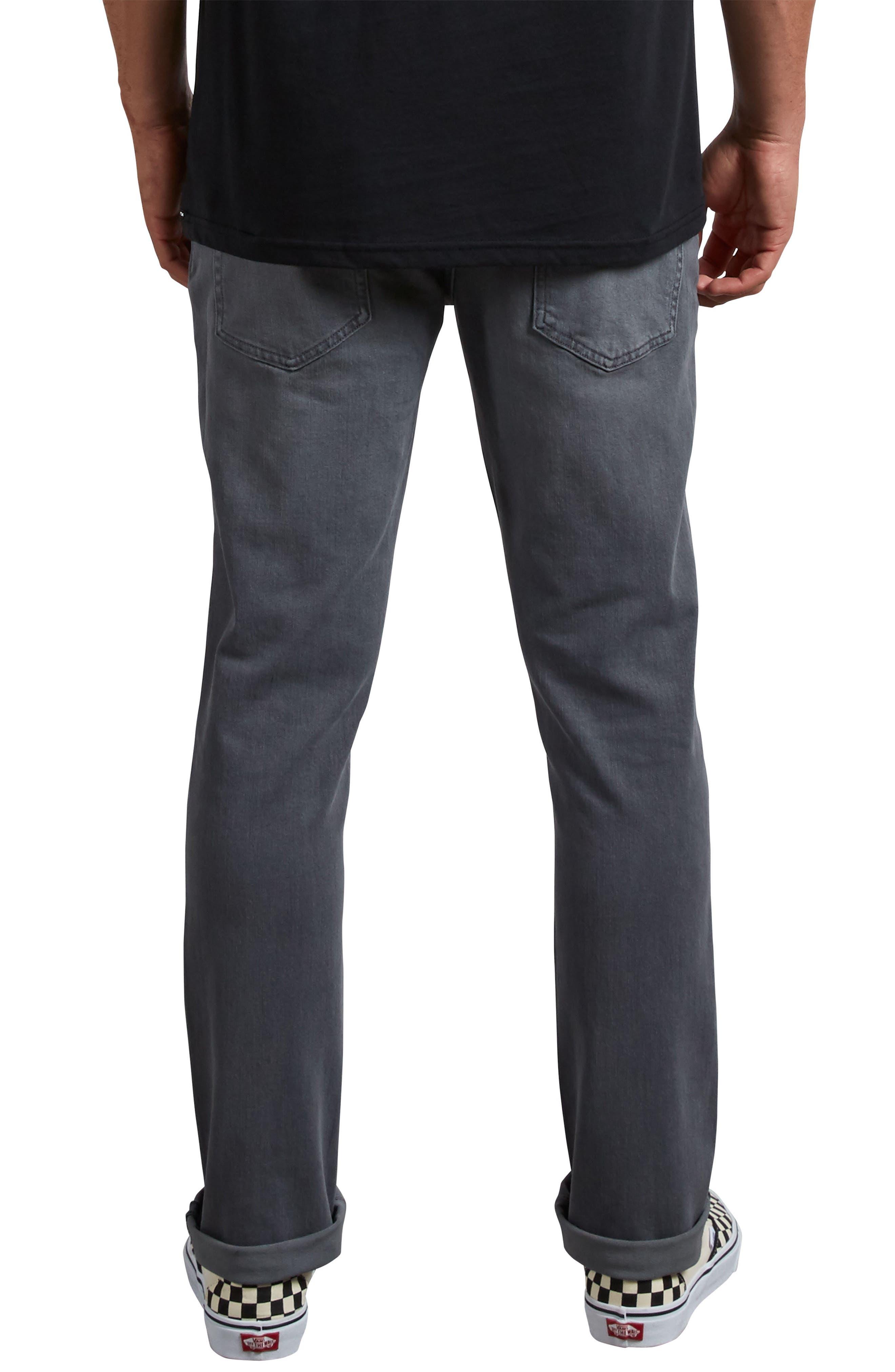 'Vorta' Slim Fit Jeans,                             Alternate thumbnail 9, color,