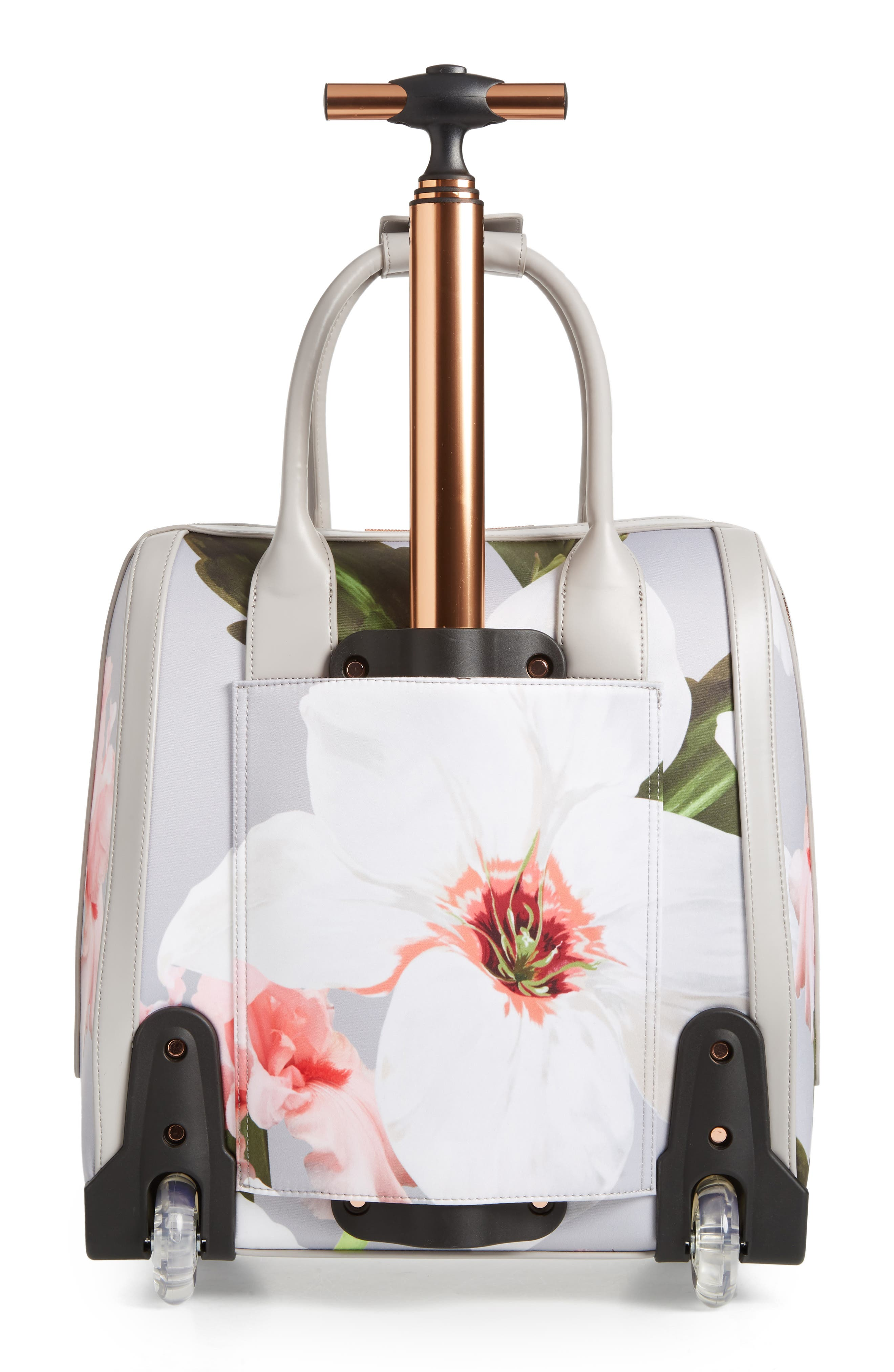 Ordina Chatsworth Bloom Travel Bag,                             Alternate thumbnail 4, color,                             020