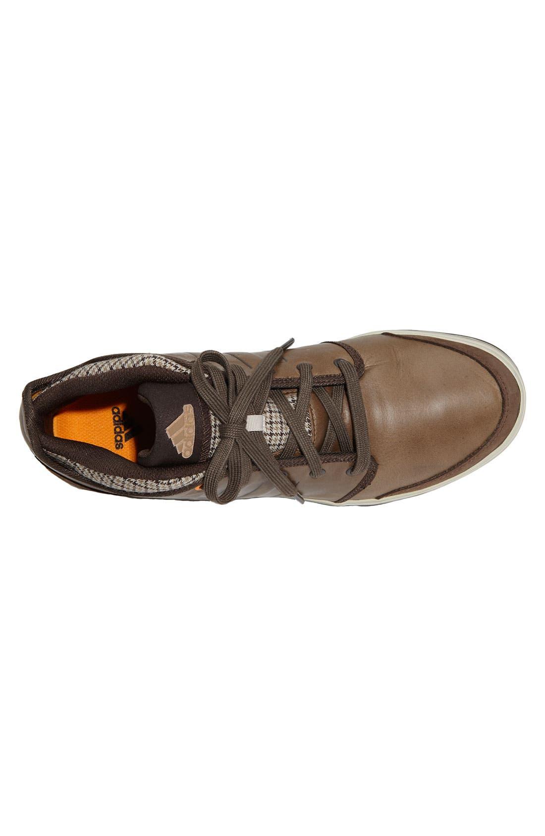 'Zeitfrei Mid' Sneaker,                             Alternate thumbnail 3, color,                             200