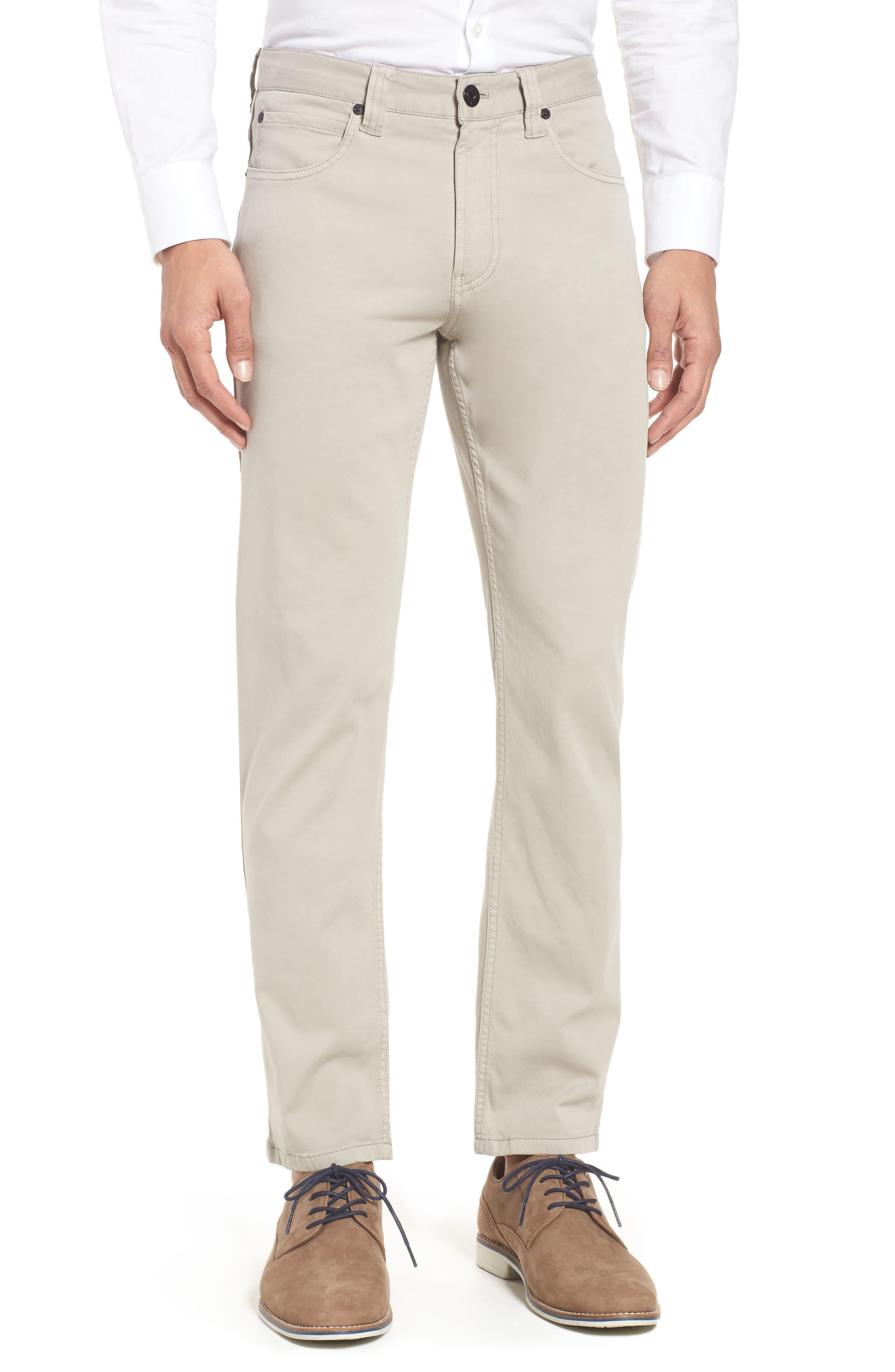 Five-Pocket Straight Leg Pants,                         Main,                         color, 289