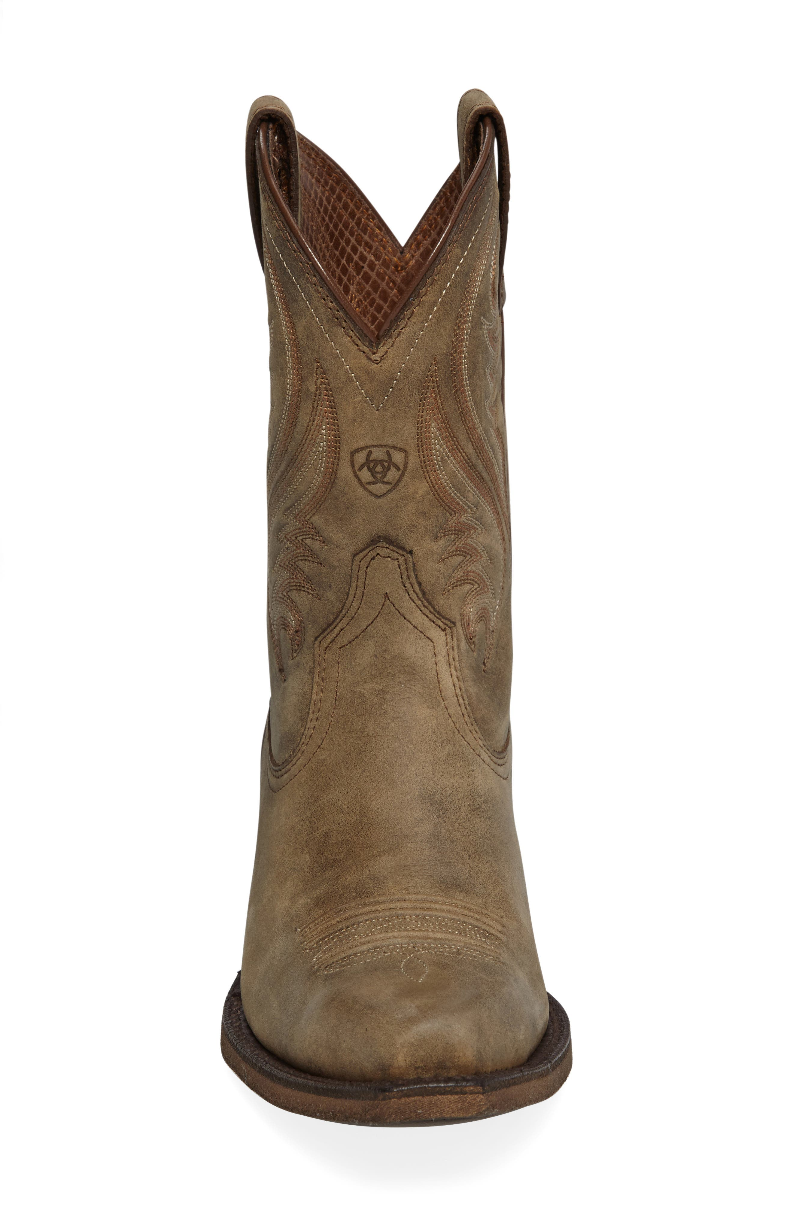 Willow Western Boot,                             Alternate thumbnail 6, color,