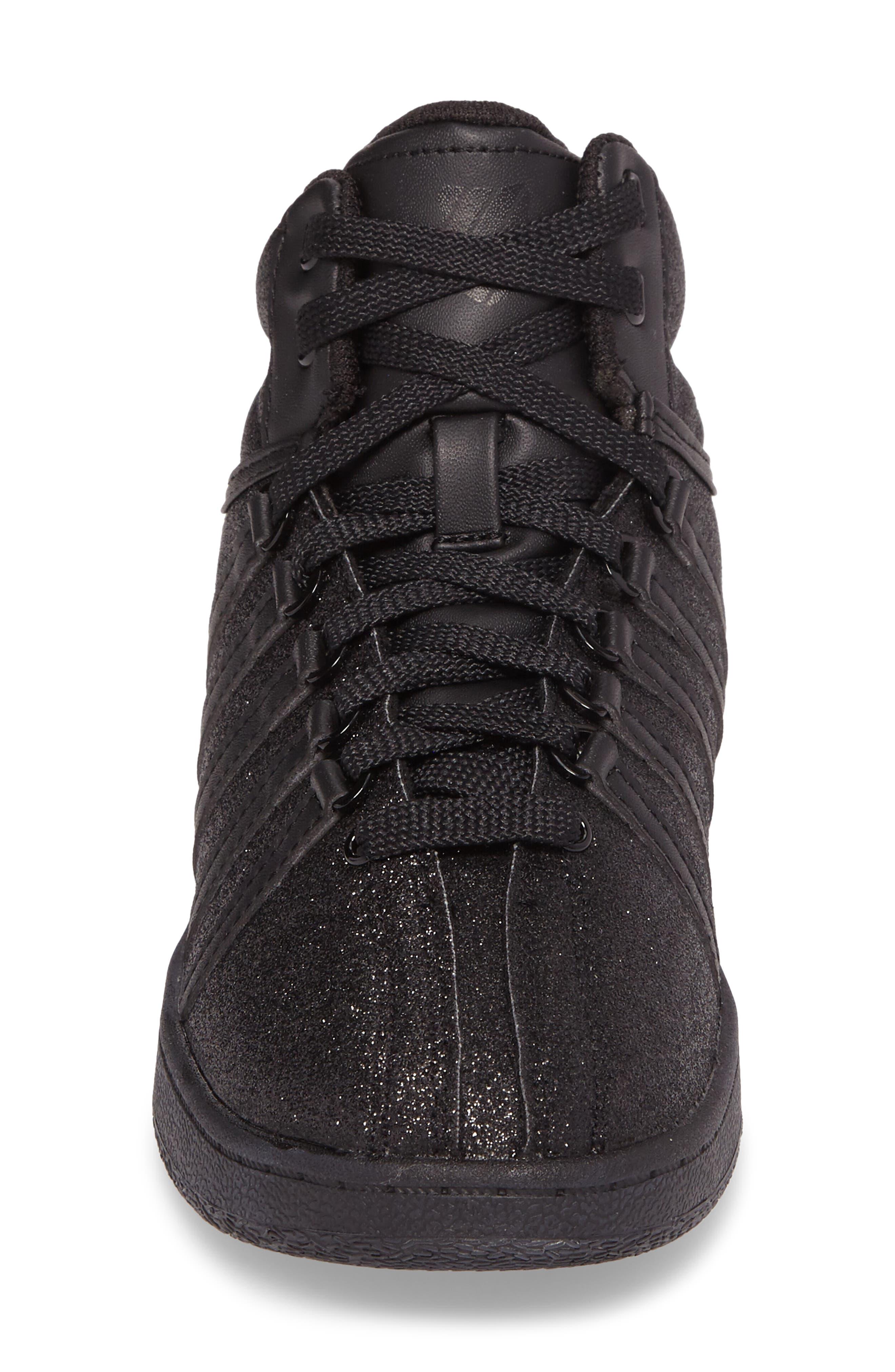 Classic VN Sparkle Mid Sneaker,                             Alternate thumbnail 4, color,                             014