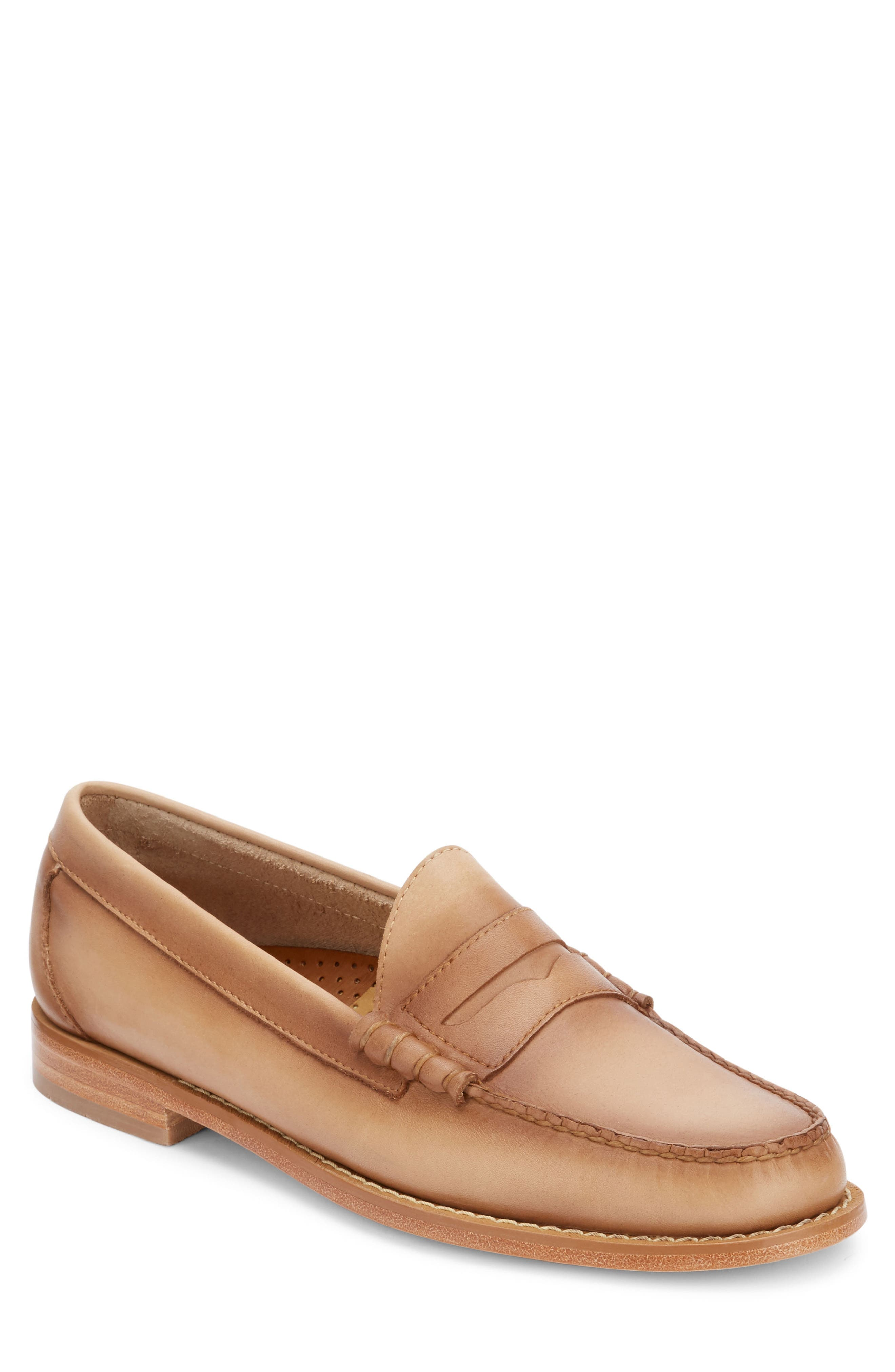 'Larson - Weejuns' Penny Loafer,                             Main thumbnail 1, color,                             VACHETTA LEATHER