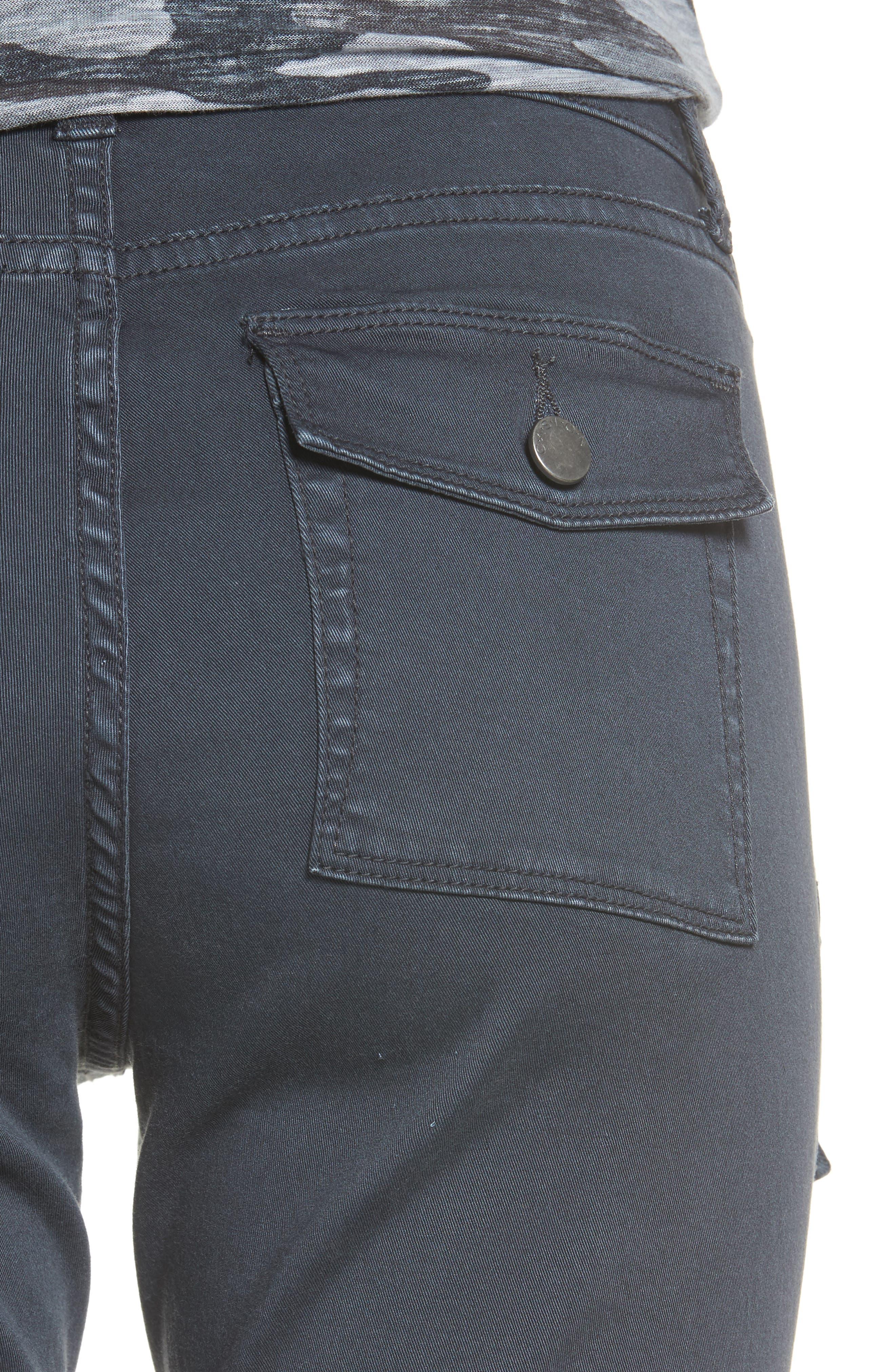 Slim Utility Pants,                             Alternate thumbnail 7, color,